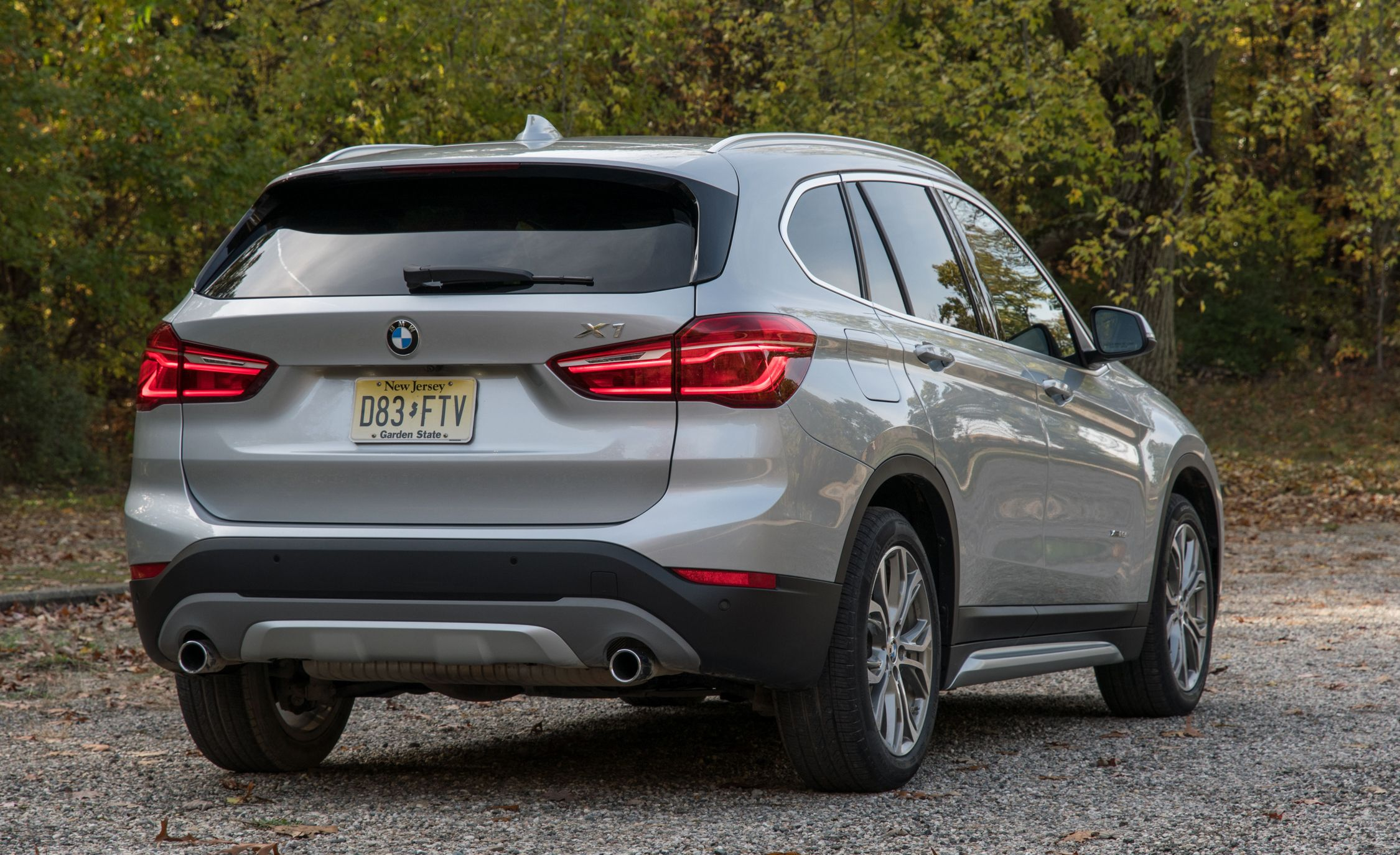 2018 Bmw X1 Cargo Space And Storage Review Car And Driver