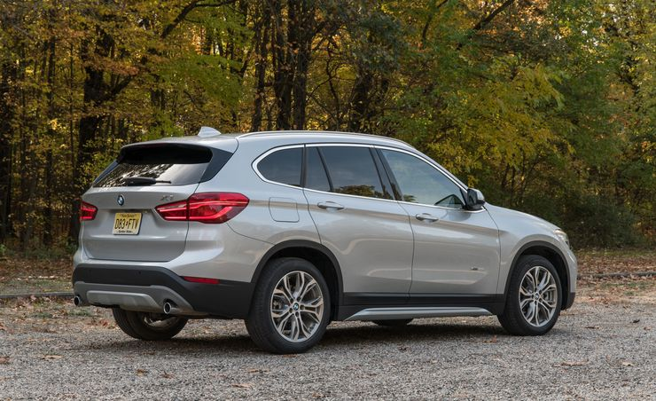 2018 Bmw X1 Fuel Economy Reviews Aug 2017