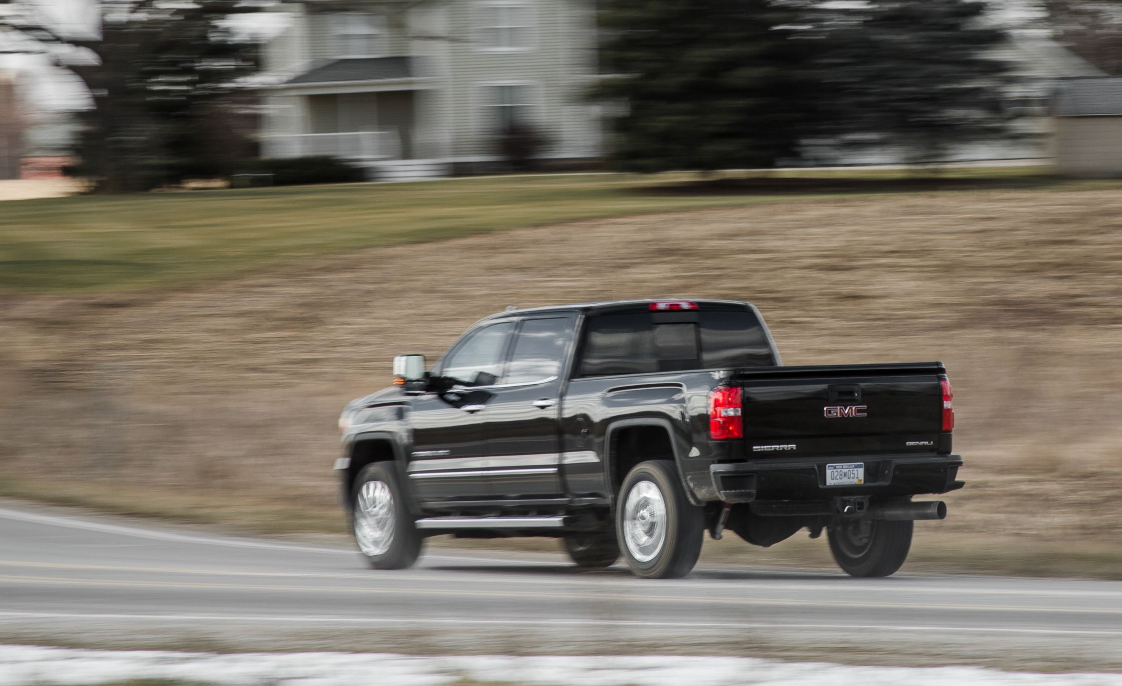 HD Diesel Pickups Are So Beastly Now It s Almost Silly