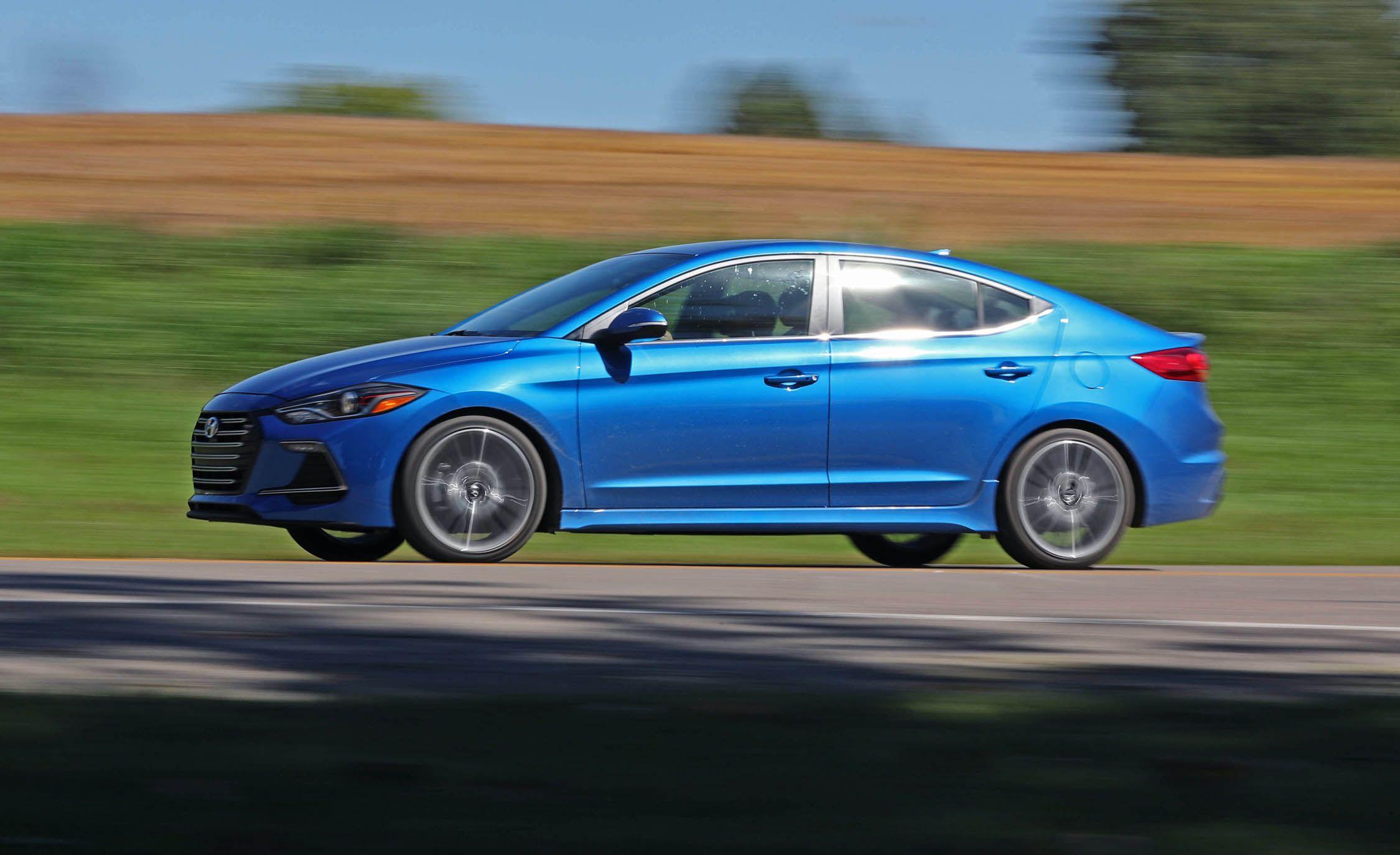 2017 Hyundai Elantra Sport Fuel Economy Review
