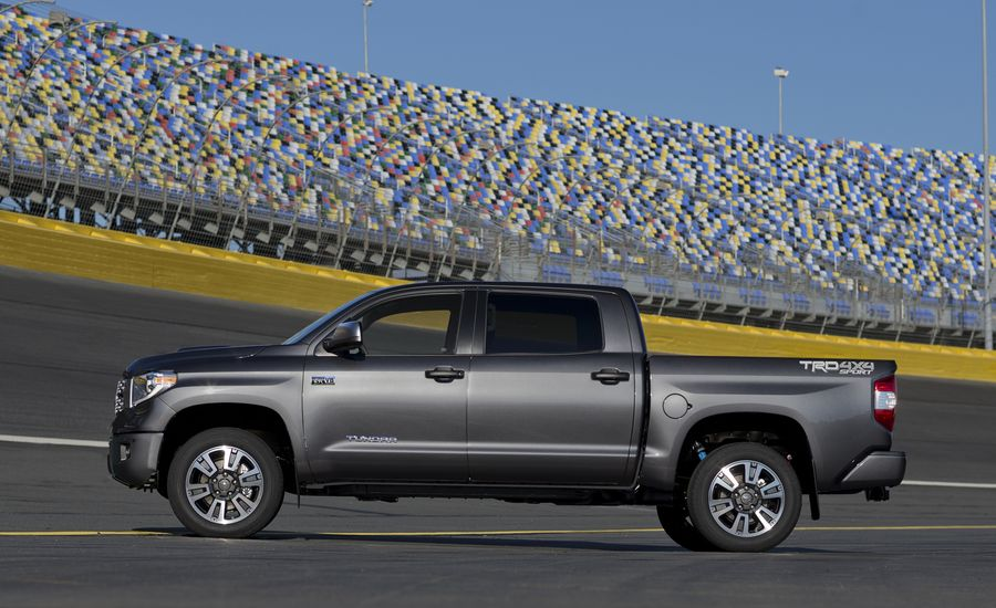 2018 toyota tundra interior review car and driver
