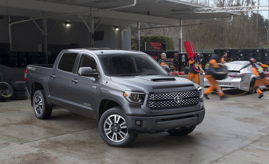 Tundra Trd Pro >> 2018 Toyota Tundra | Performance and Driving Impressions ...