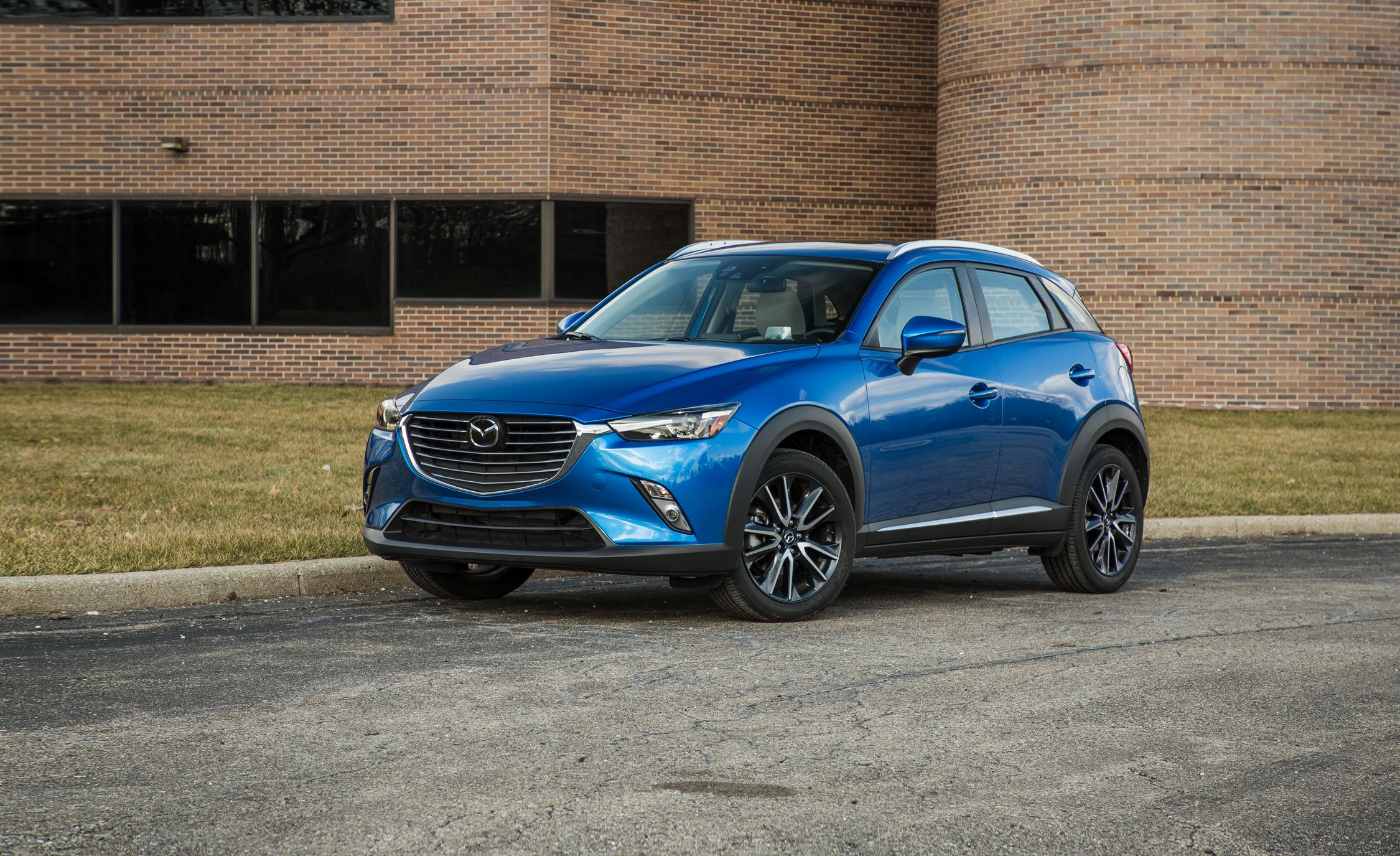 2018 mazda cx 3 exterior review car and driver. Black Bedroom Furniture Sets. Home Design Ideas