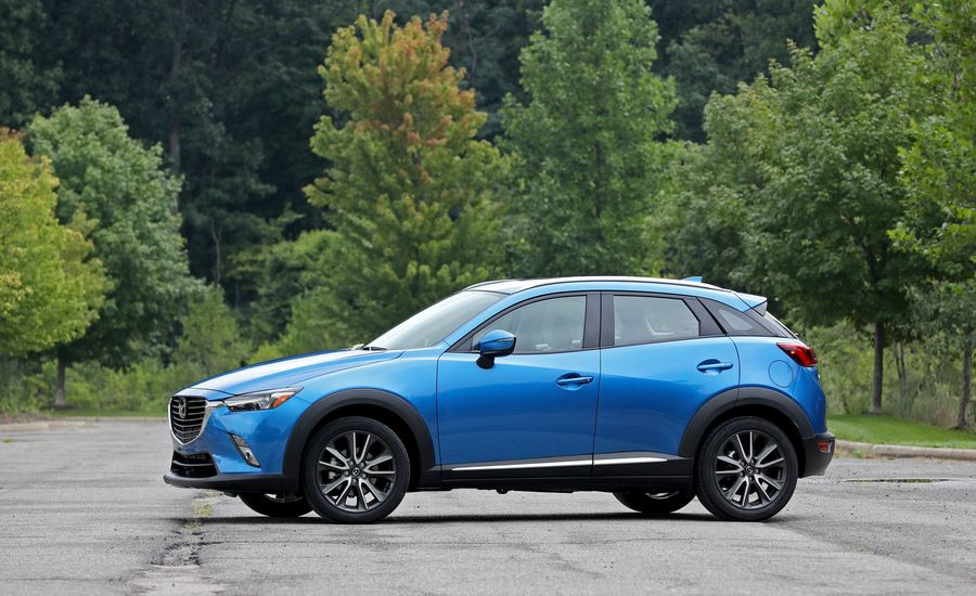 2018 mazda cx 3 mazda connect infotainment review car and driver. Black Bedroom Furniture Sets. Home Design Ideas