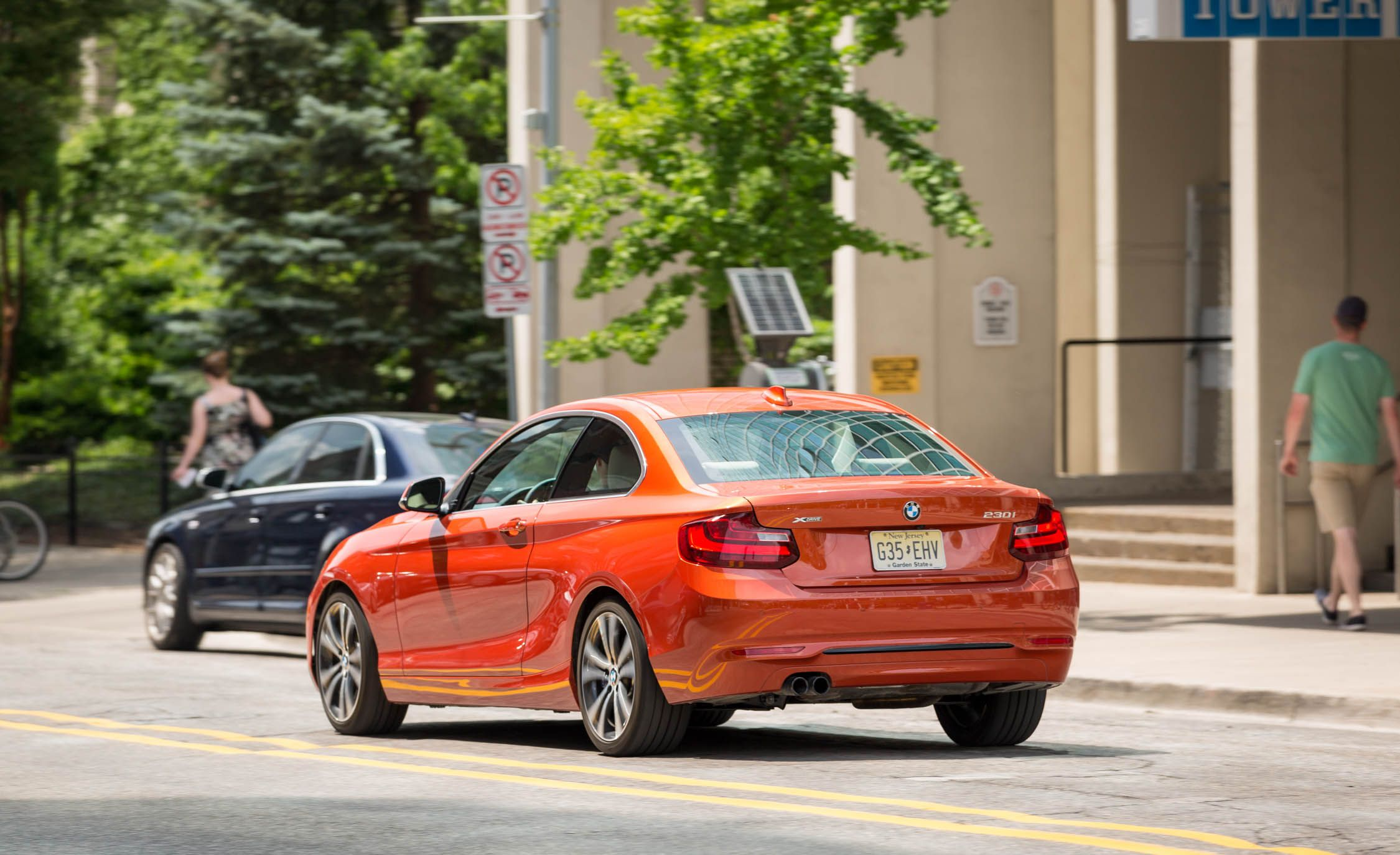 2018 Bmw 2 Series Warranty Review Car And Driver
