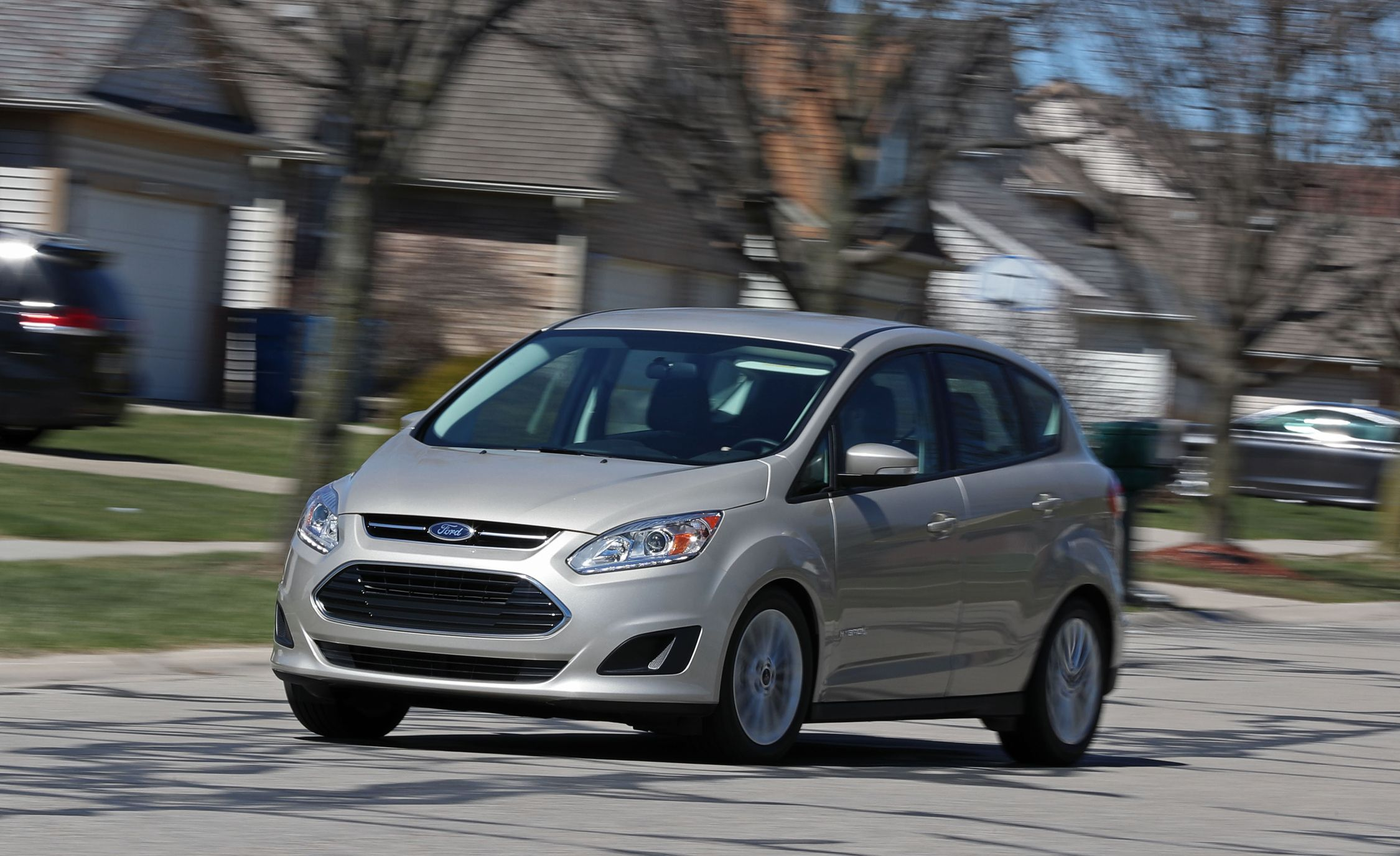2018 Ford C Max Cargo Space and Storage Review
