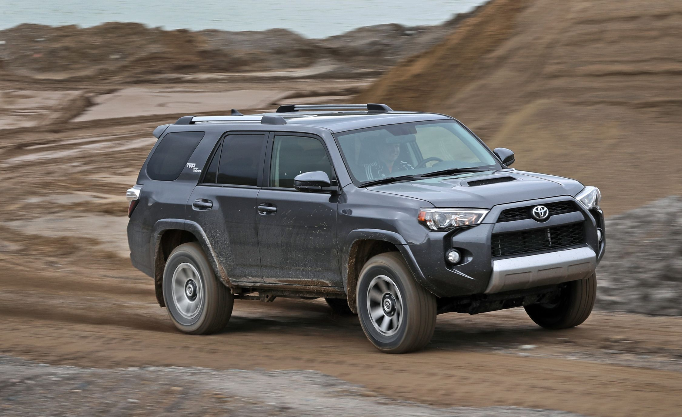 2018 toyota 4runner safety and driver assistance review. Black Bedroom Furniture Sets. Home Design Ideas