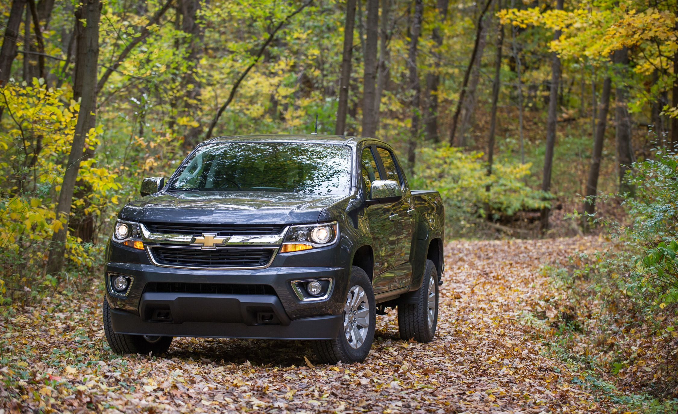 2018 Chevrolet Colorado In Depth Model Review