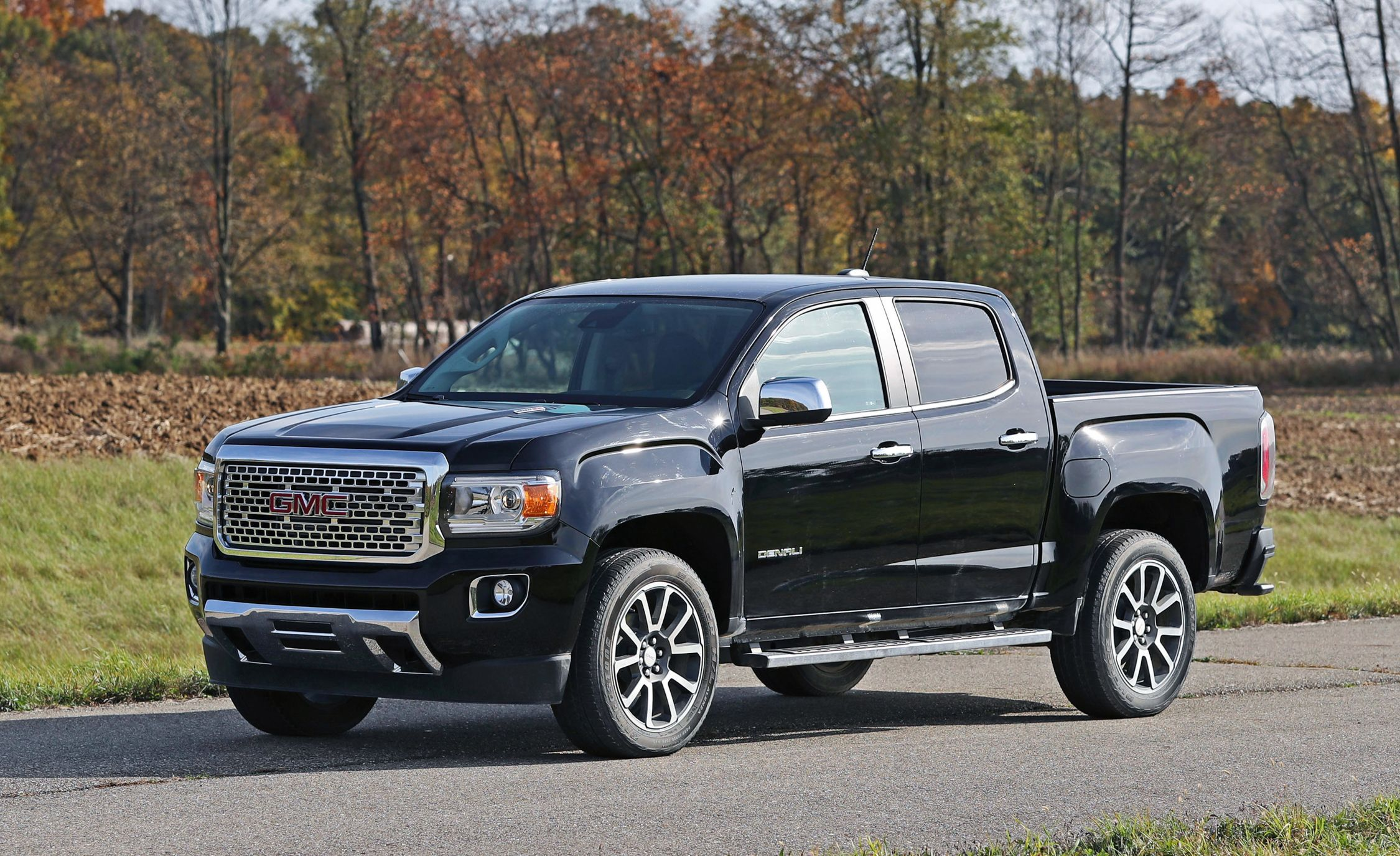 2018 GMC Canyon | Performance and Driving Impressions Review | Car and Driver