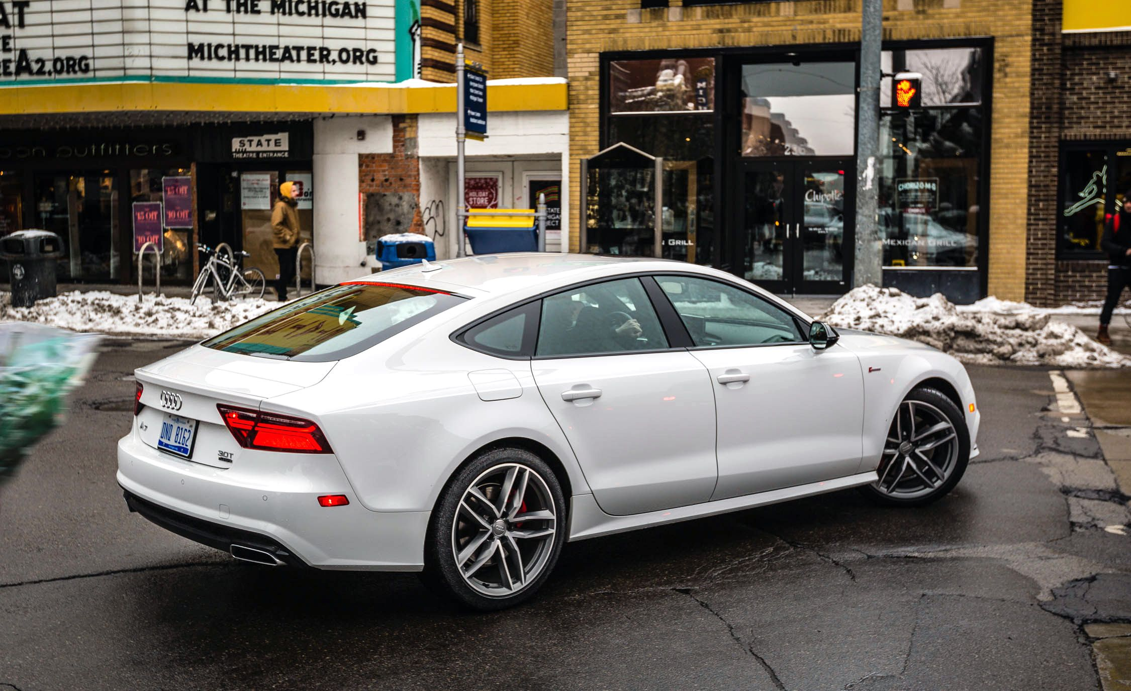 2017 Audi A7 In Depth Model Review Car And Driver