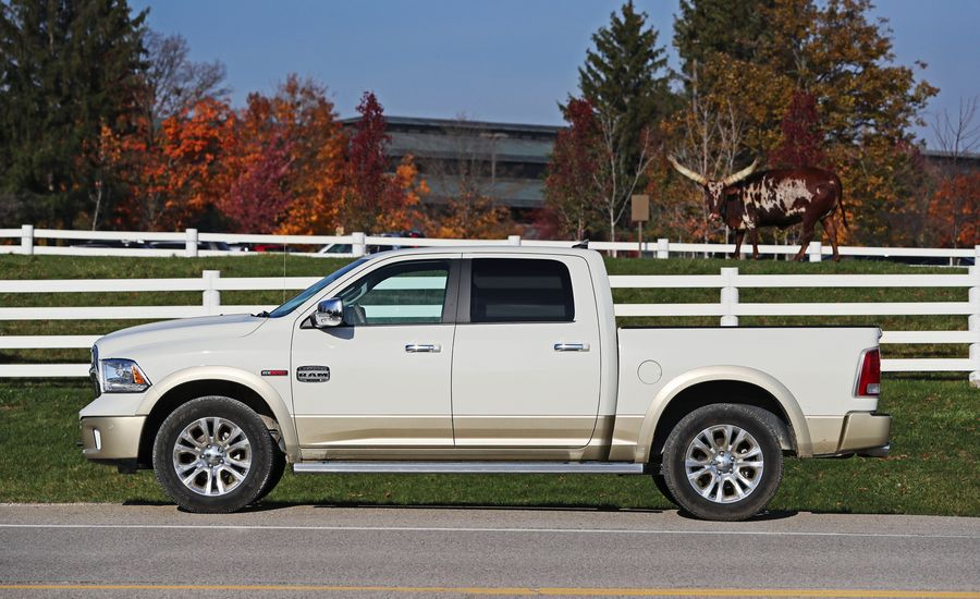 2018 Ram 1500 | Interior Review | Car and Driver
