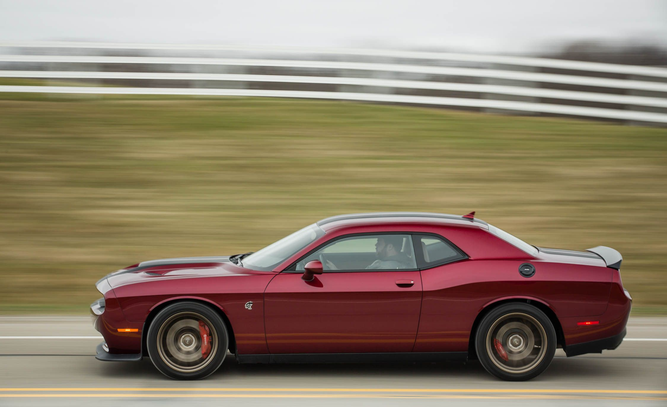 2016 Dodge Challenger Srt Hellcat Automatic Test Review Car And
