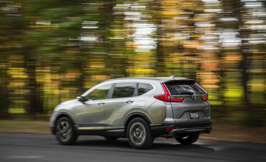 2018 honda cr v fuel economy review car and driver for Honda cr v fuel economy