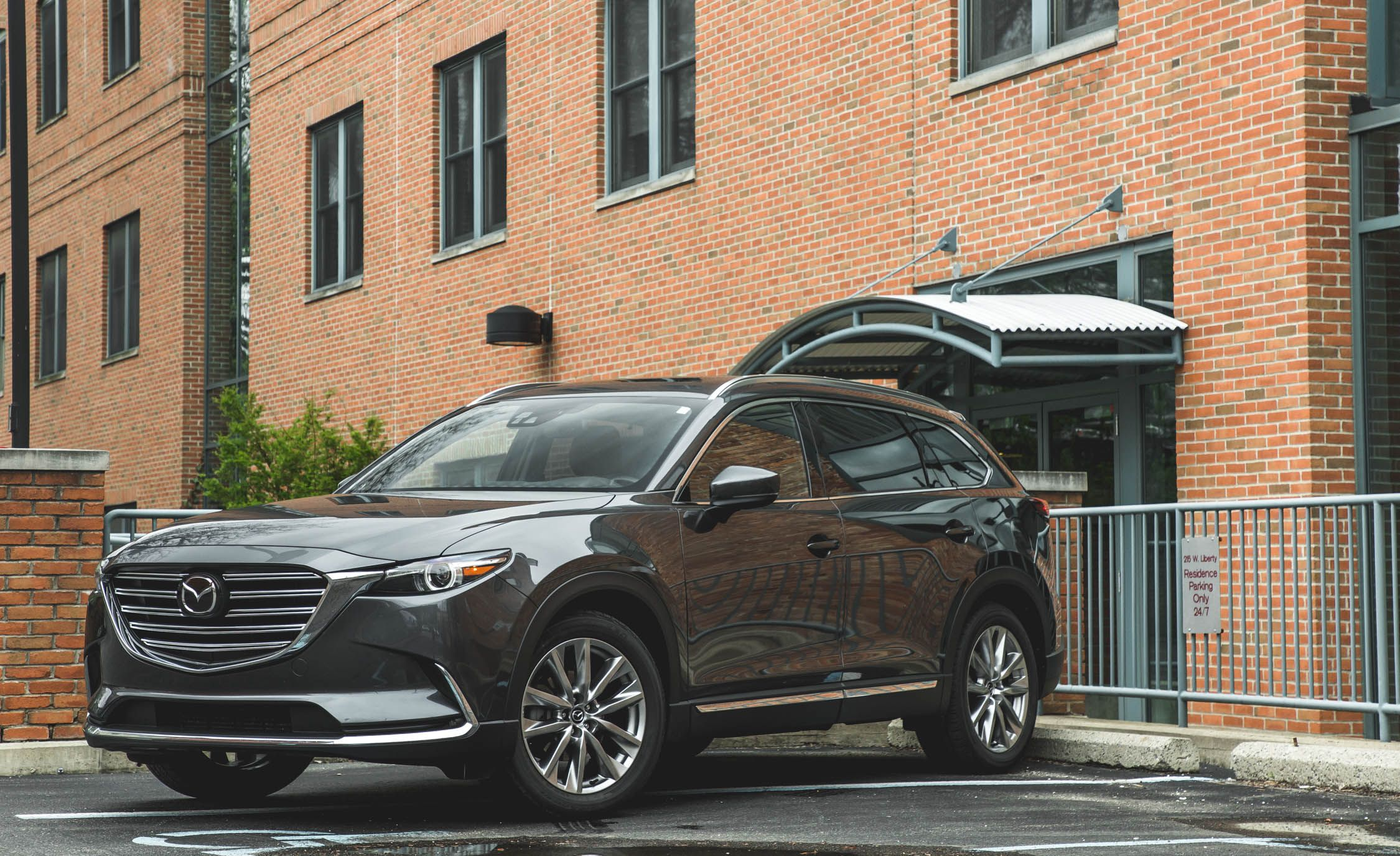 2018 Mazda CX 9 Interior Review