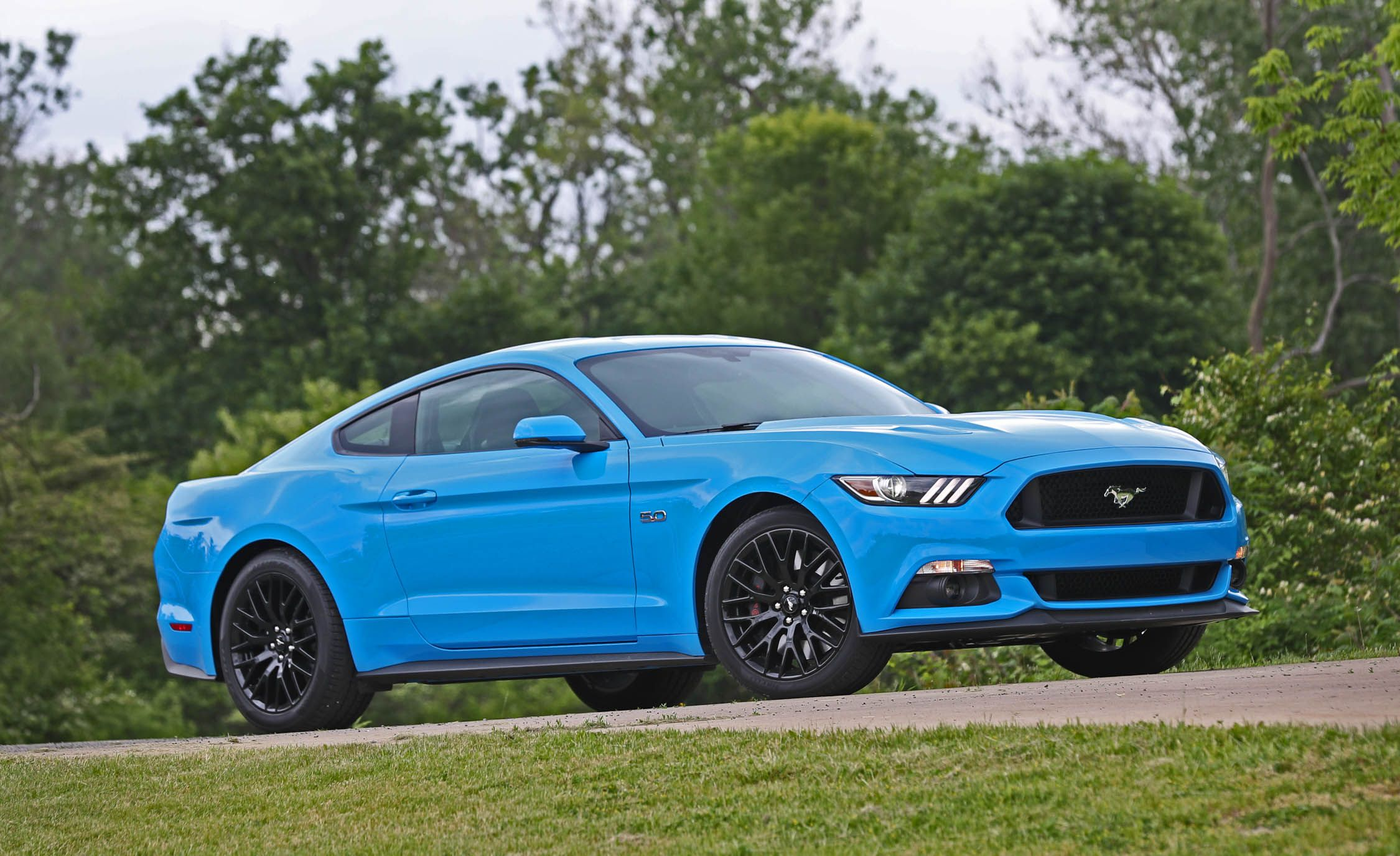 Sync 3 Ford Mustang