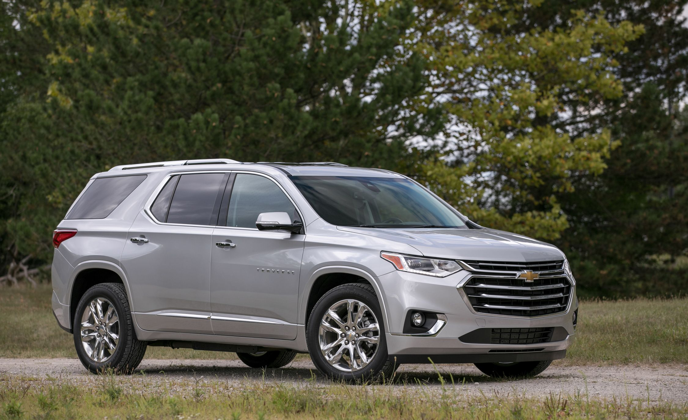 2018 Chevrolet Traverse | Exterior Review | Car and Driver