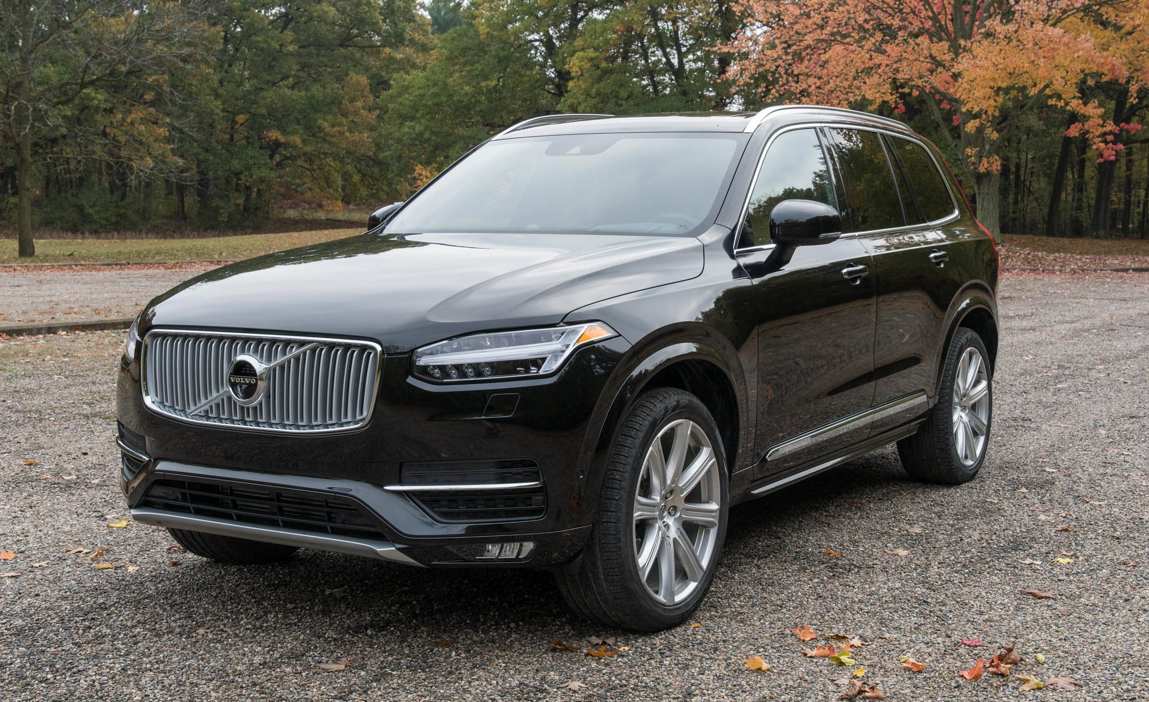Volvo xc90 safety rating