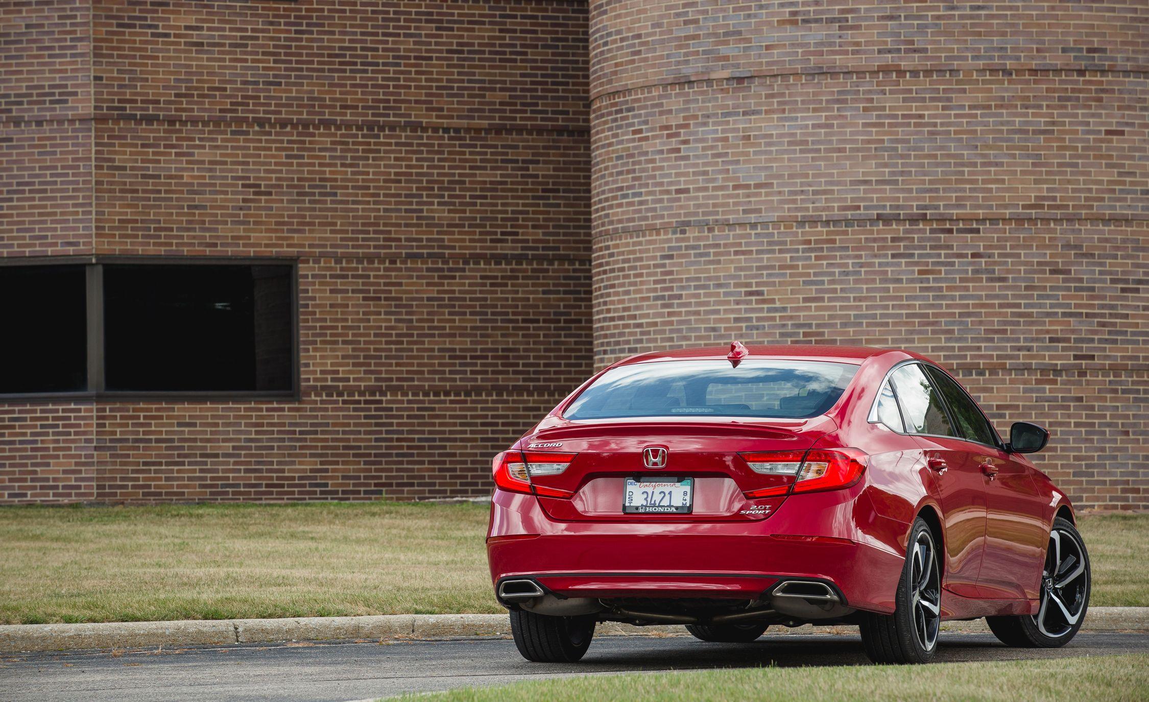 Honda Accord: Warranty Coverages