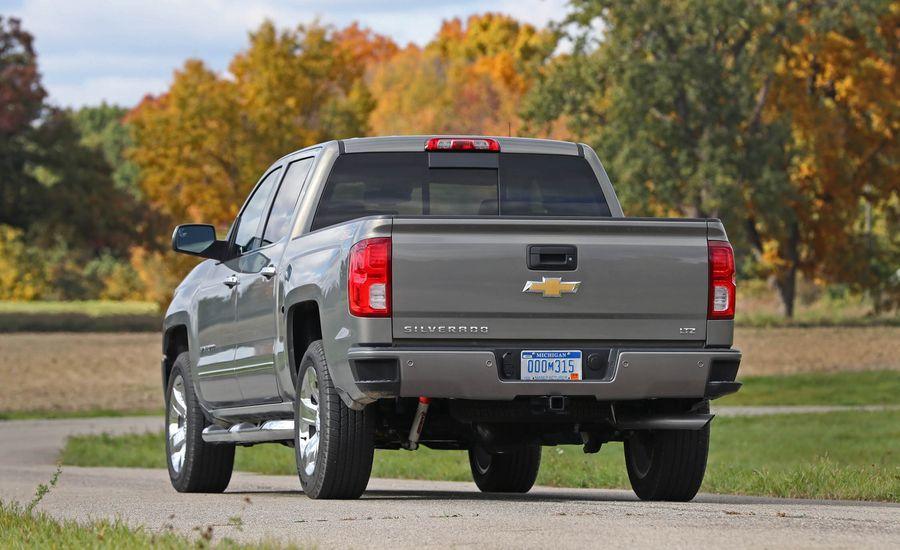 2018 Chevrolet Silverado 1500 | In-Depth Model Review ...