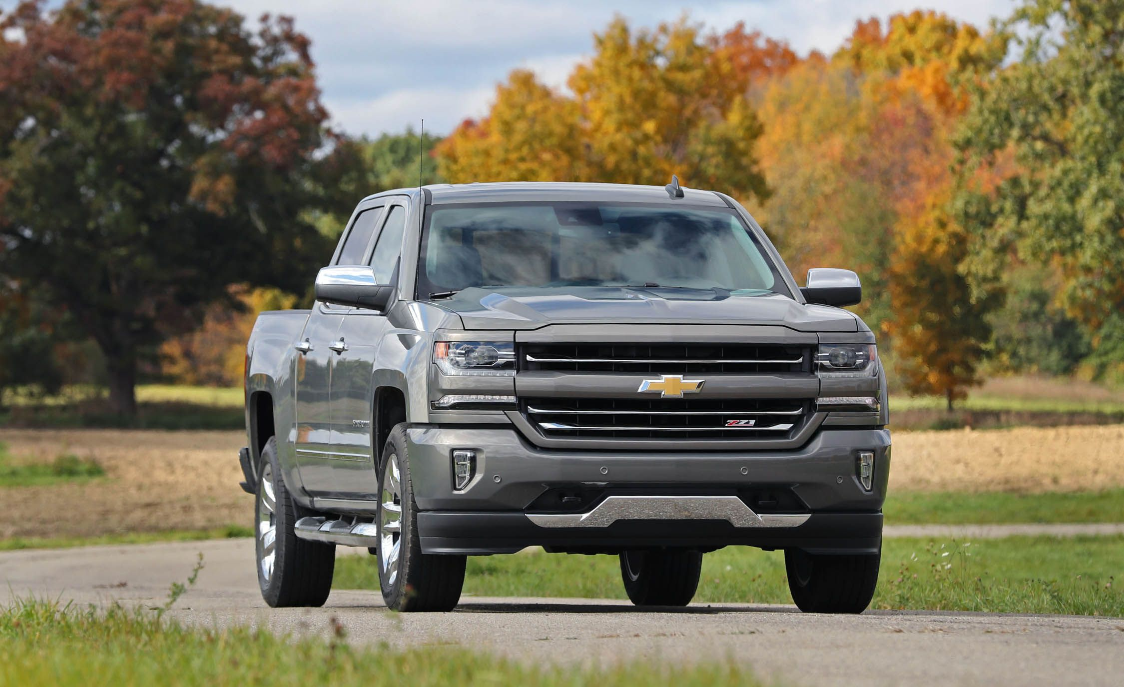 2018 Chevrolet Silverado 1500 Engine And Transmission Review Car 4 3 Liter Chevy Id Driver