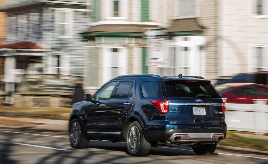 2018 Ford Explorer | Fuel Economy Review | Car and Driver