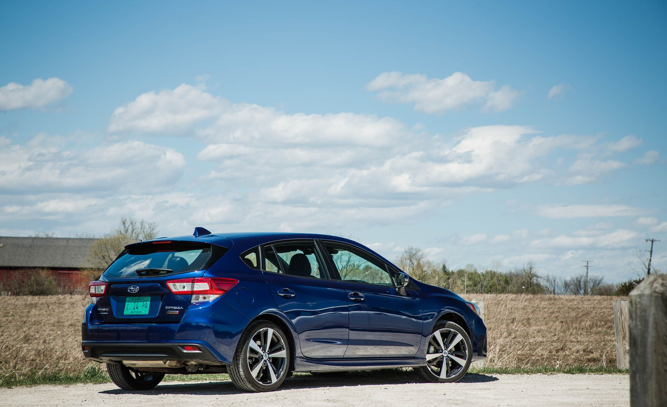 2017 Subaru Impreza | Cargo Space and Storage Review | Car and Driver