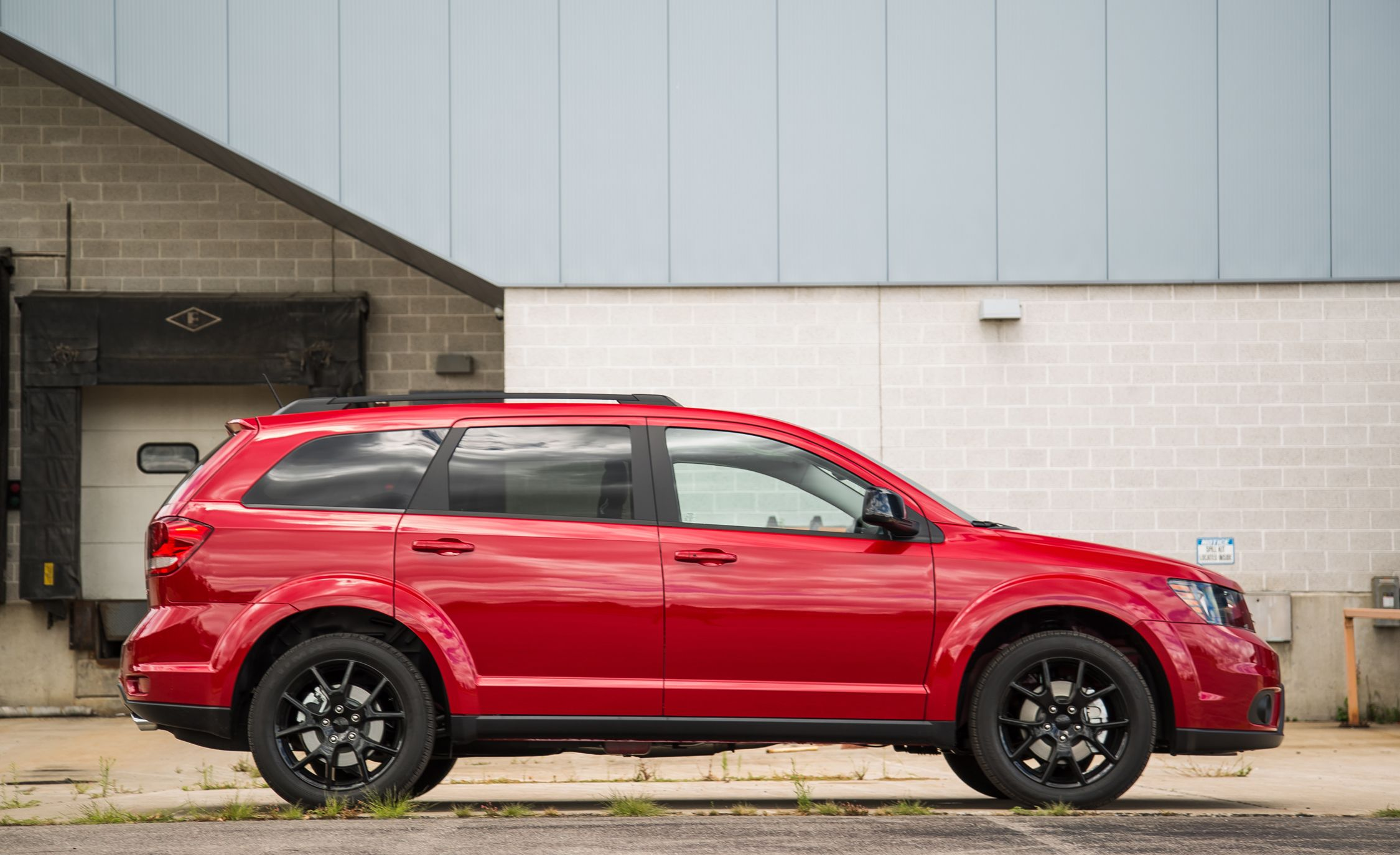 2018 Dodge Journey | Interior Review | Car and Driver