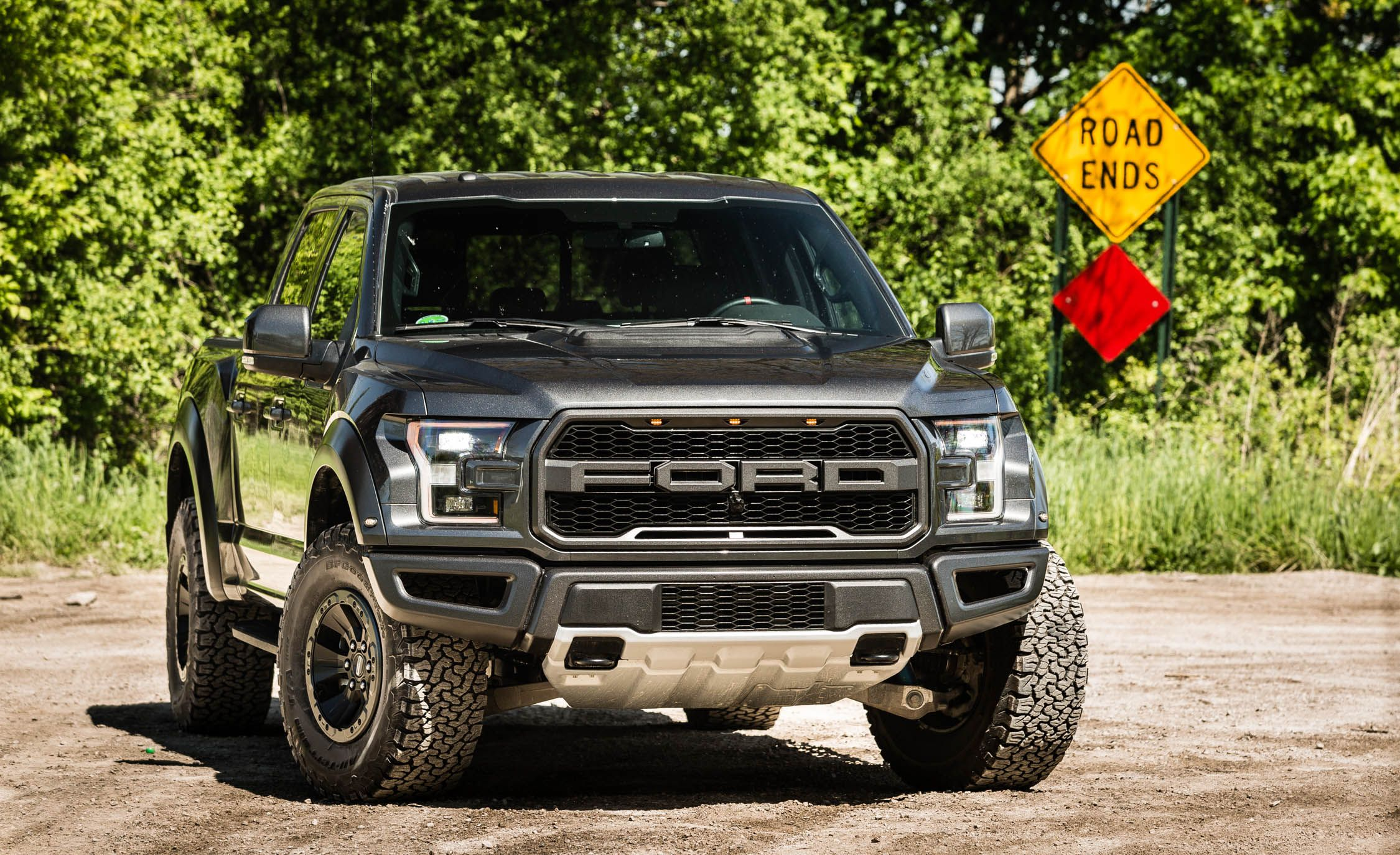 2018 ford f-150 raptor | engine and transmission review | car and driver