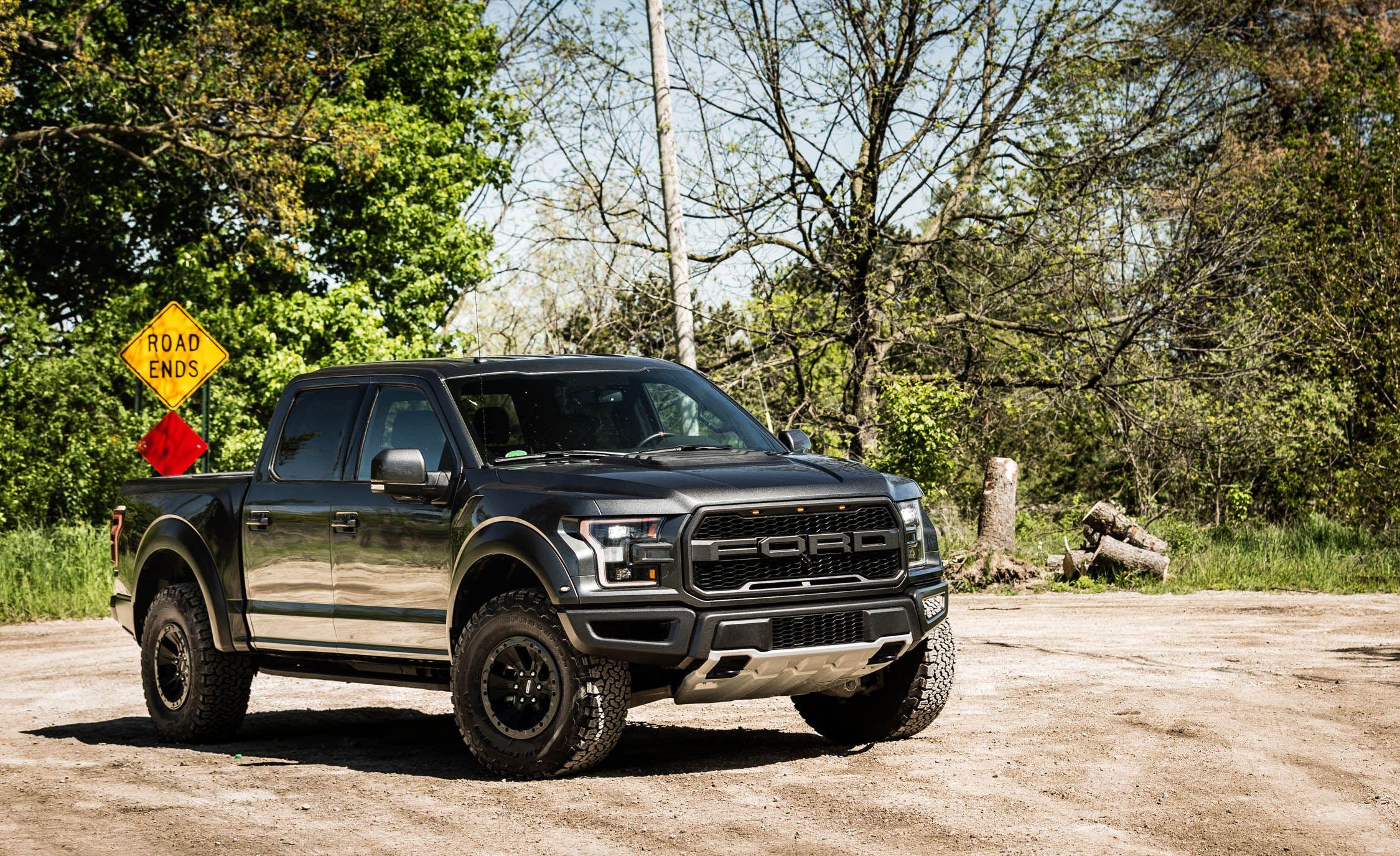 2018 ford f 150 raptor interior review car and driver. Black Bedroom Furniture Sets. Home Design Ideas