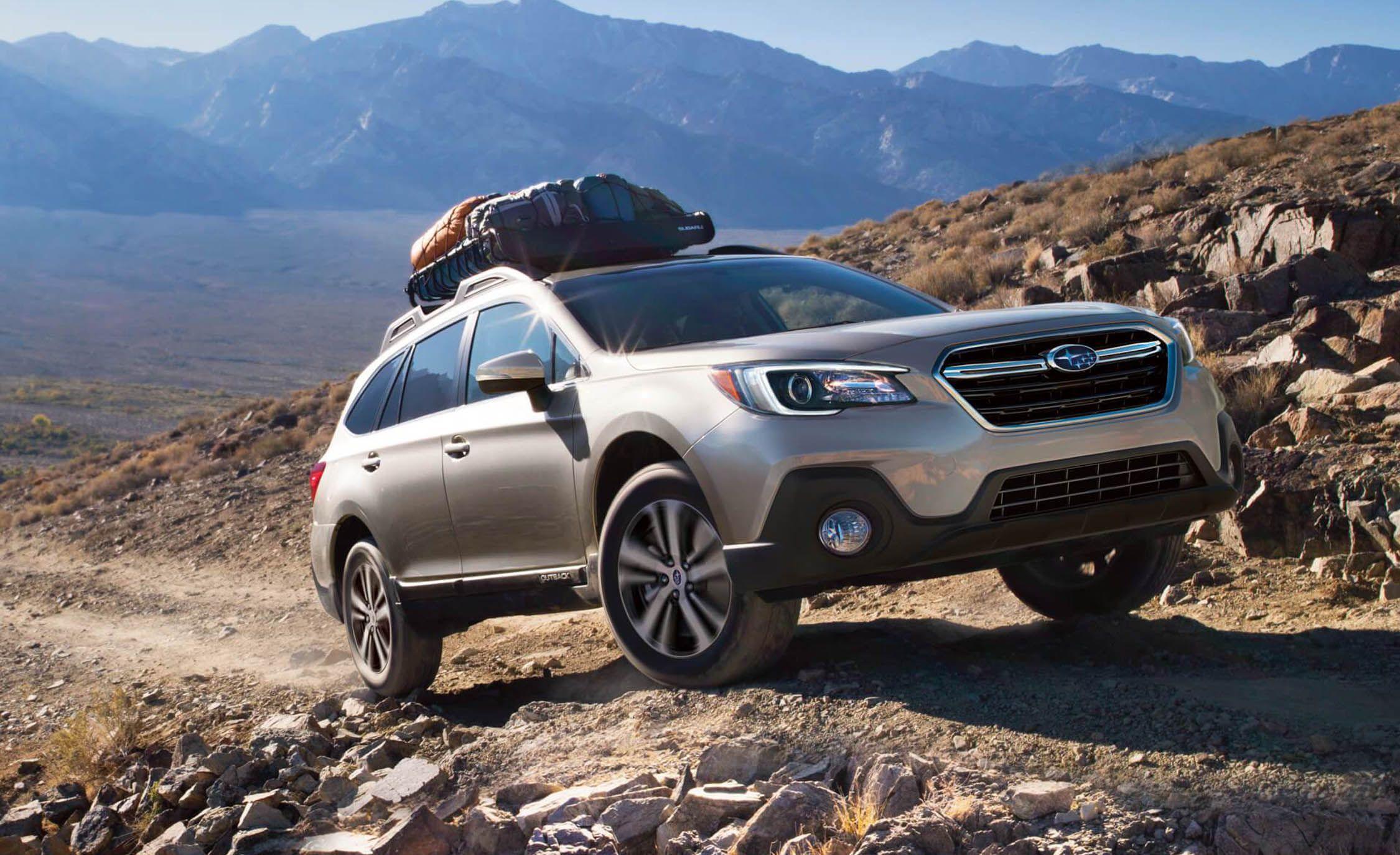 Subaru cooled seats