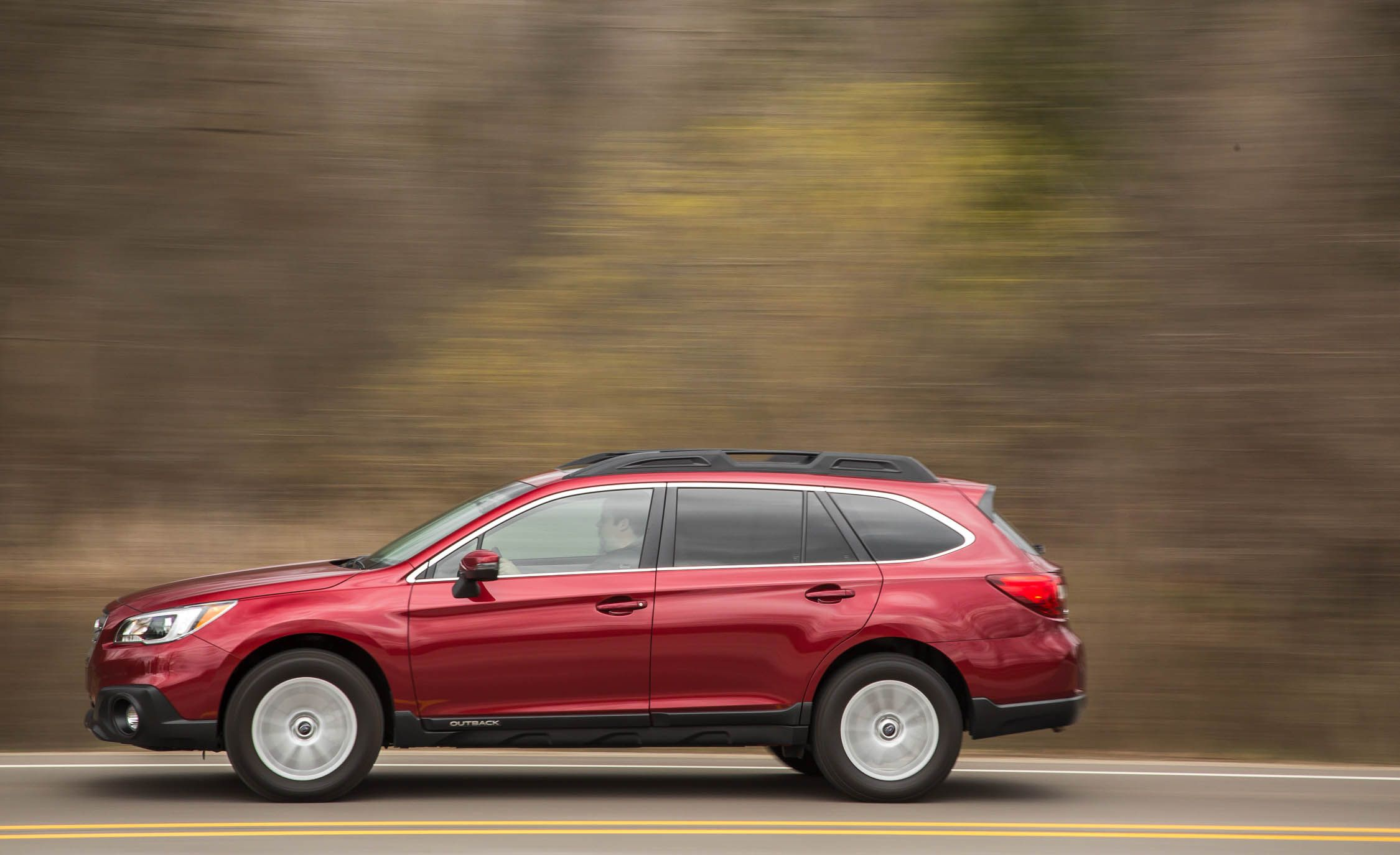 2018 Subaru Outback Fuel Economy Review Car And Driver