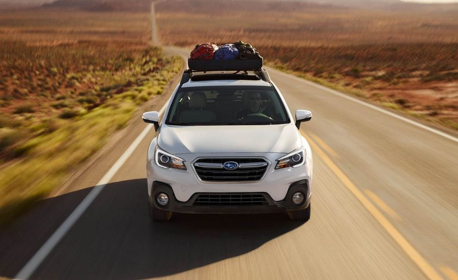 2018 subaru outback starlink infotainment review car and driver. Black Bedroom Furniture Sets. Home Design Ideas