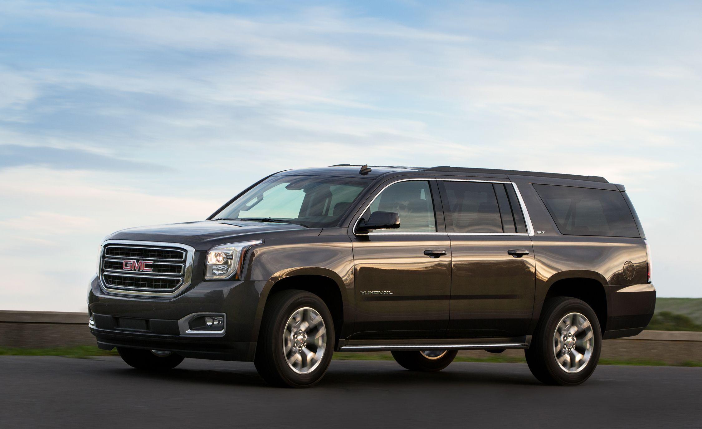 2019 GMC Yukon Review, Price >> 2018 GMC Yukon / Yukon XL | Fuel Economy Review | Car and Driver
