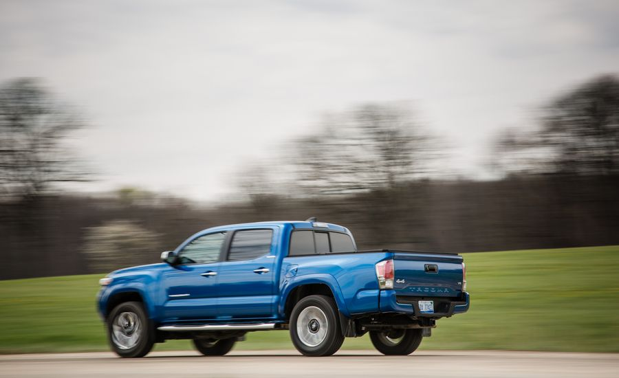 2018 Toyota Tacoma | Fuel Economy Review | Car and Driver