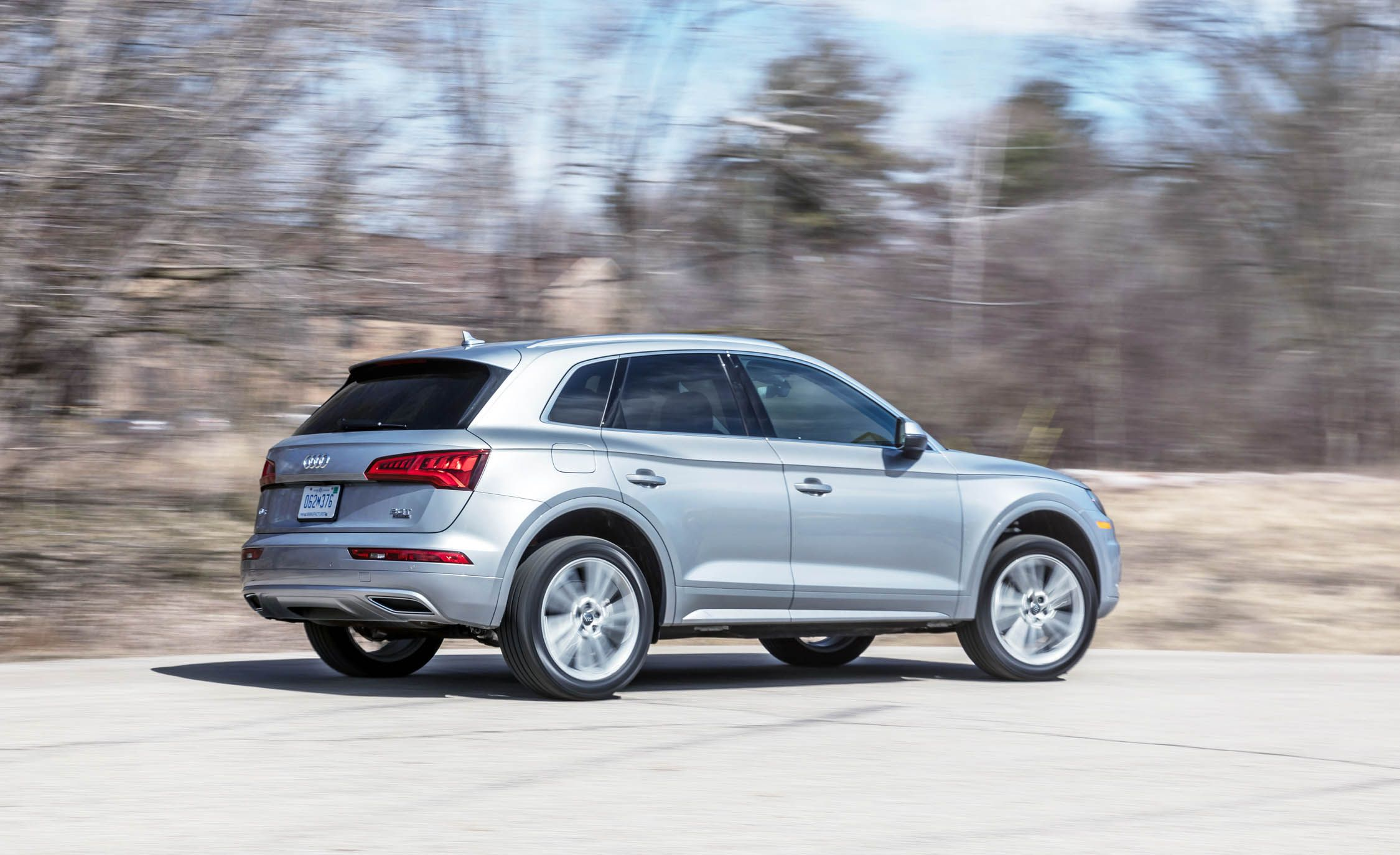 Audi Q T Quattro Test Review Car And Driver - Audi q5
