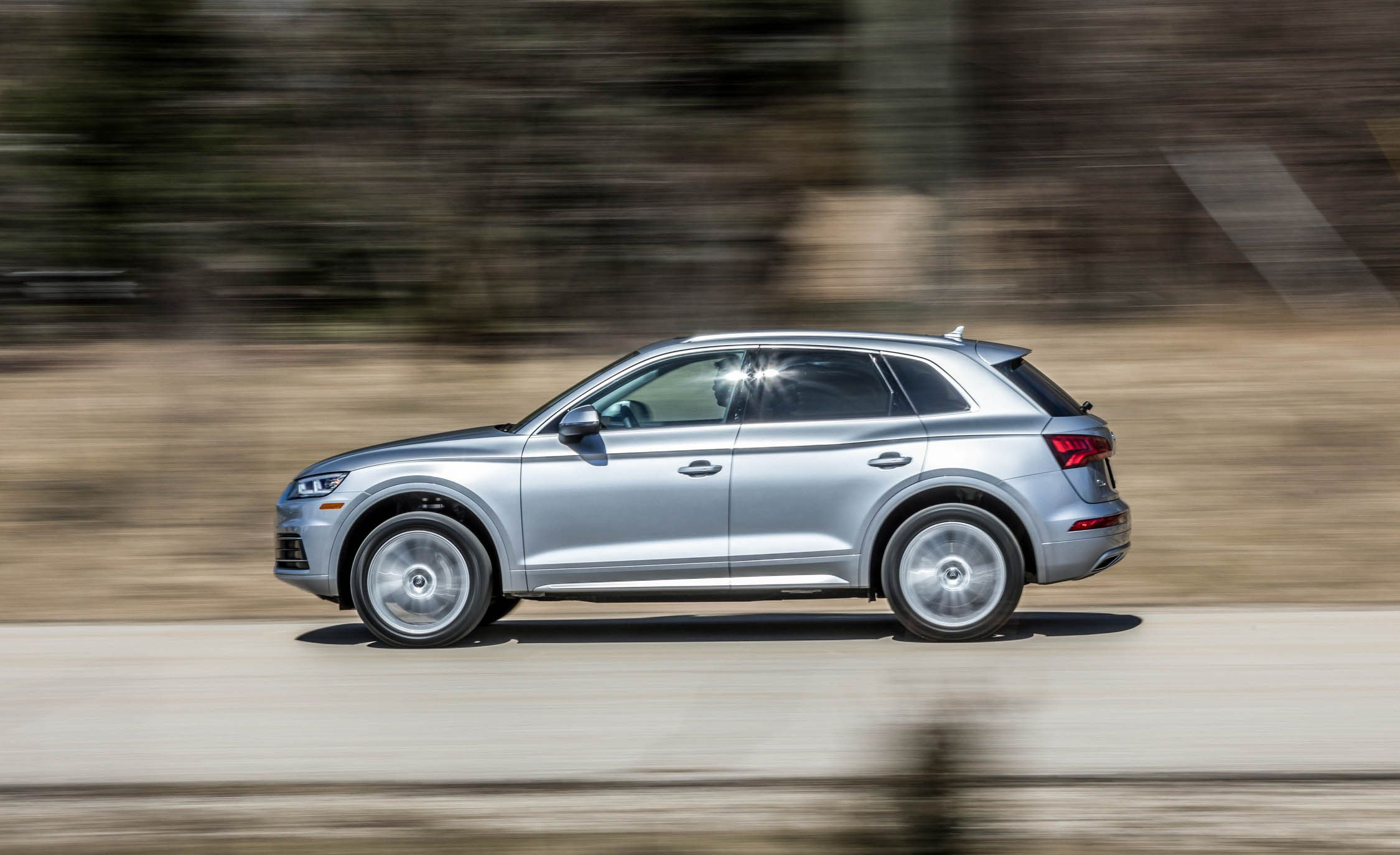 2018 Audi Q5 Safety And Driver Assistance Review Car And Driver