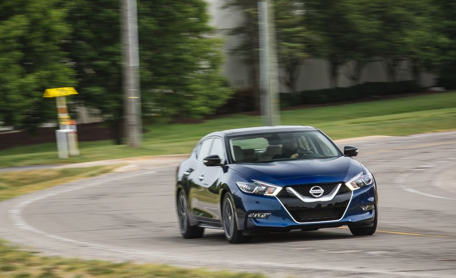 2018 nissan maxima engine and transmission review car and driver. Black Bedroom Furniture Sets. Home Design Ideas