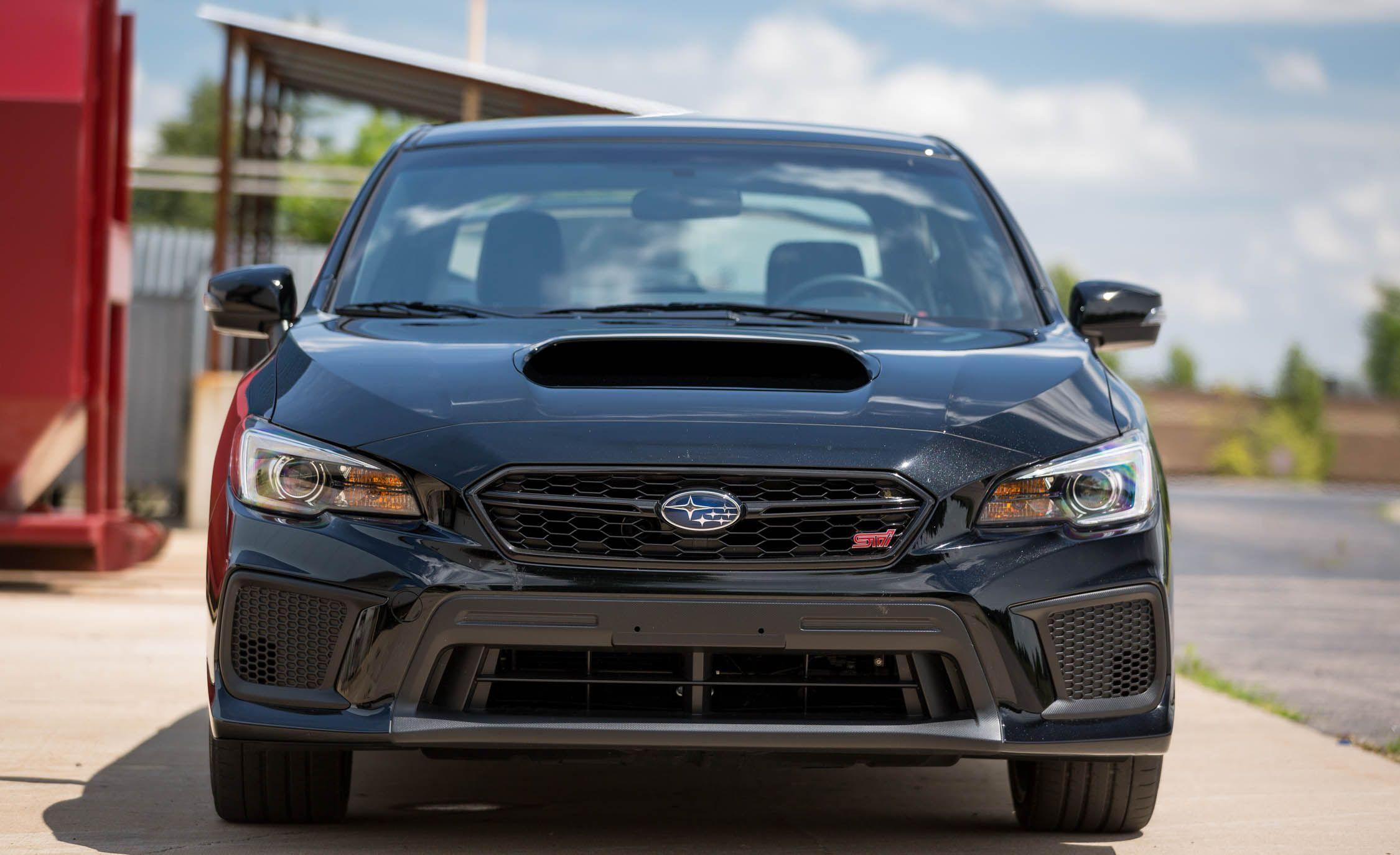 2018 subaru wrx sti engine and transmission review car and driver. Black Bedroom Furniture Sets. Home Design Ideas