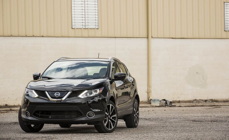 2017 Nissan Rogue Sport  InDepth Model Review  Car and Driver