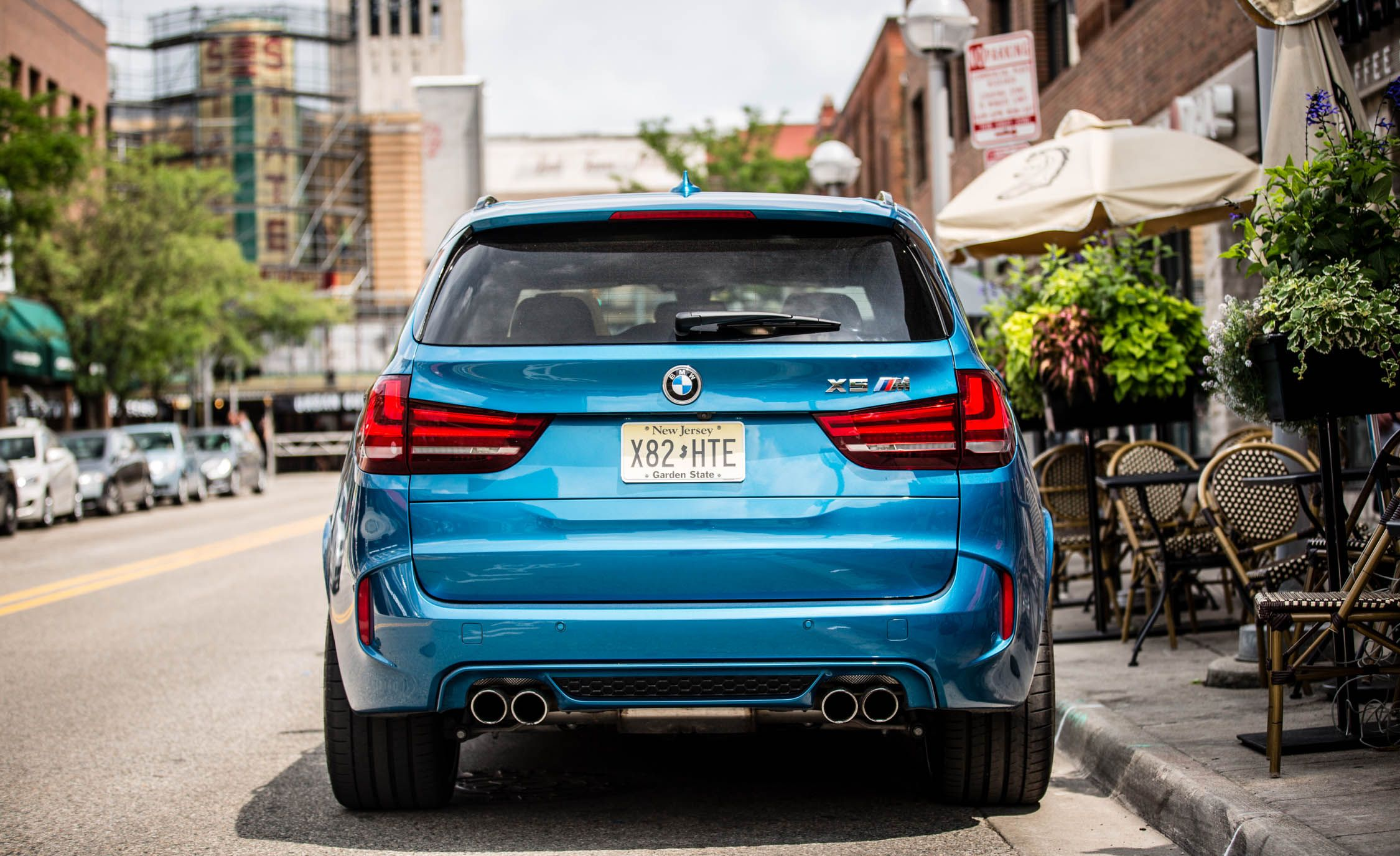 2017 BMW X5 M Engine and Transmission Review
