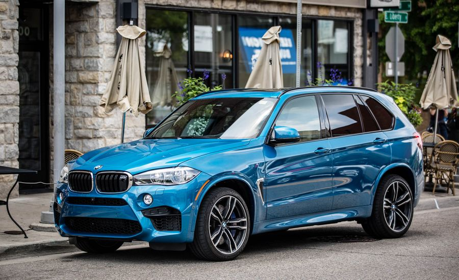 2017 bmw x5 m exterior review car and driver. Black Bedroom Furniture Sets. Home Design Ideas