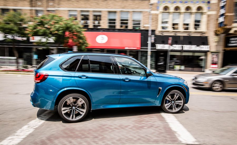 2017 bmw x5 m fuel economy review car and driver. Black Bedroom Furniture Sets. Home Design Ideas