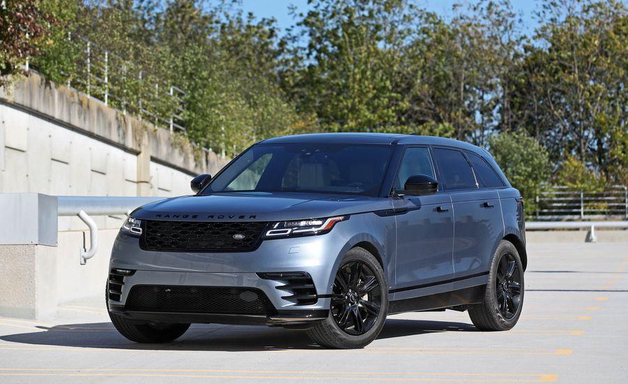 2018 range rover velar engine and transmission review car and driver. Black Bedroom Furniture Sets. Home Design Ideas