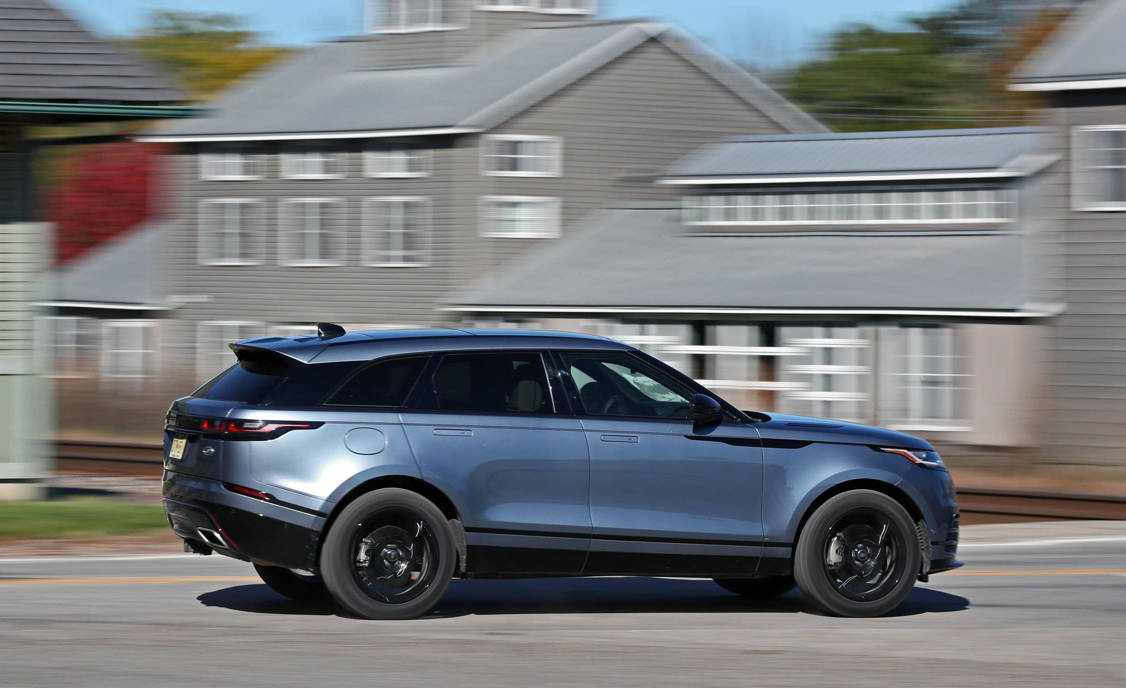 2018 Range Rover Velar P380 Test Review Car And Driver