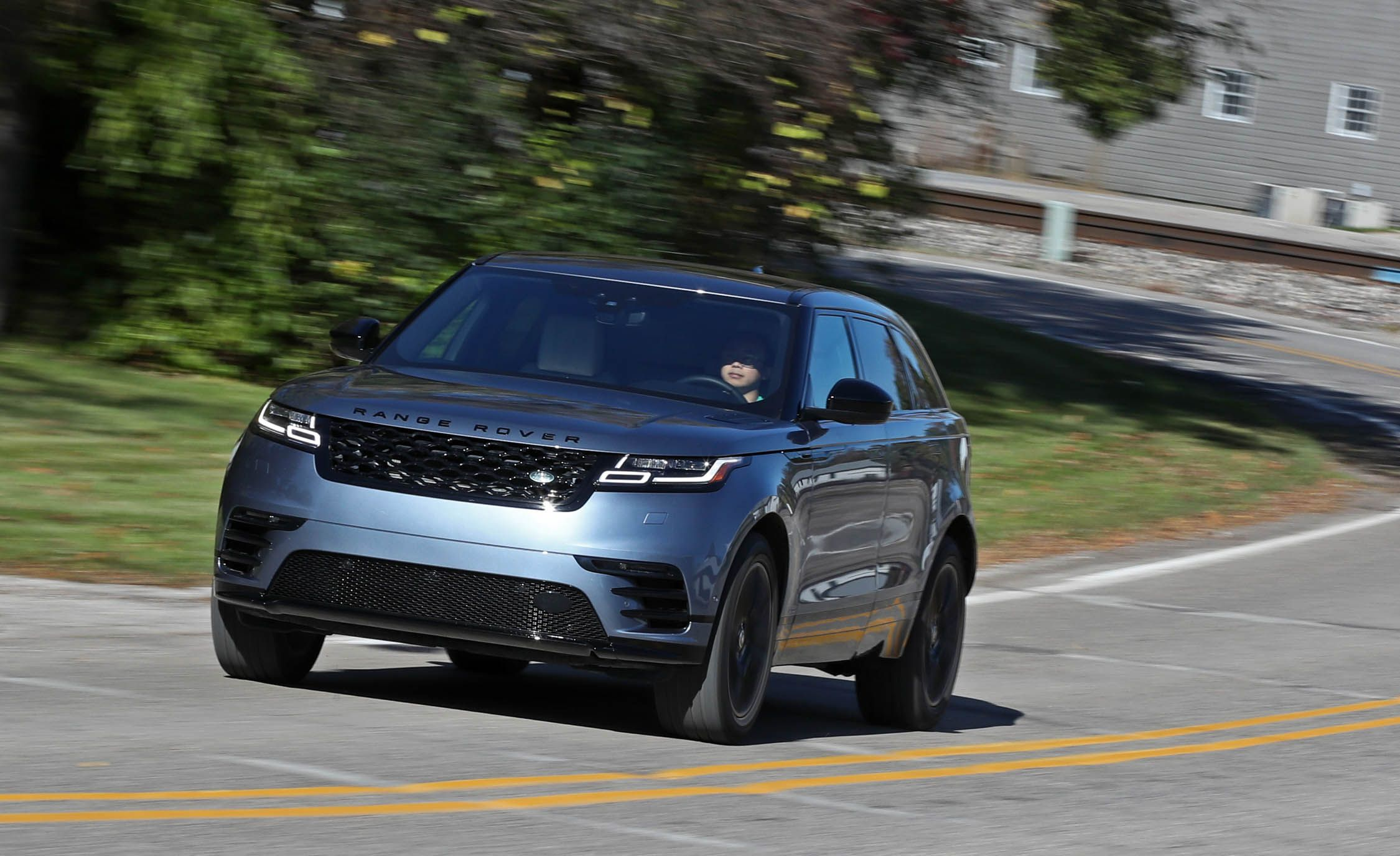 2018 Range Rover Velar Performance And Driving