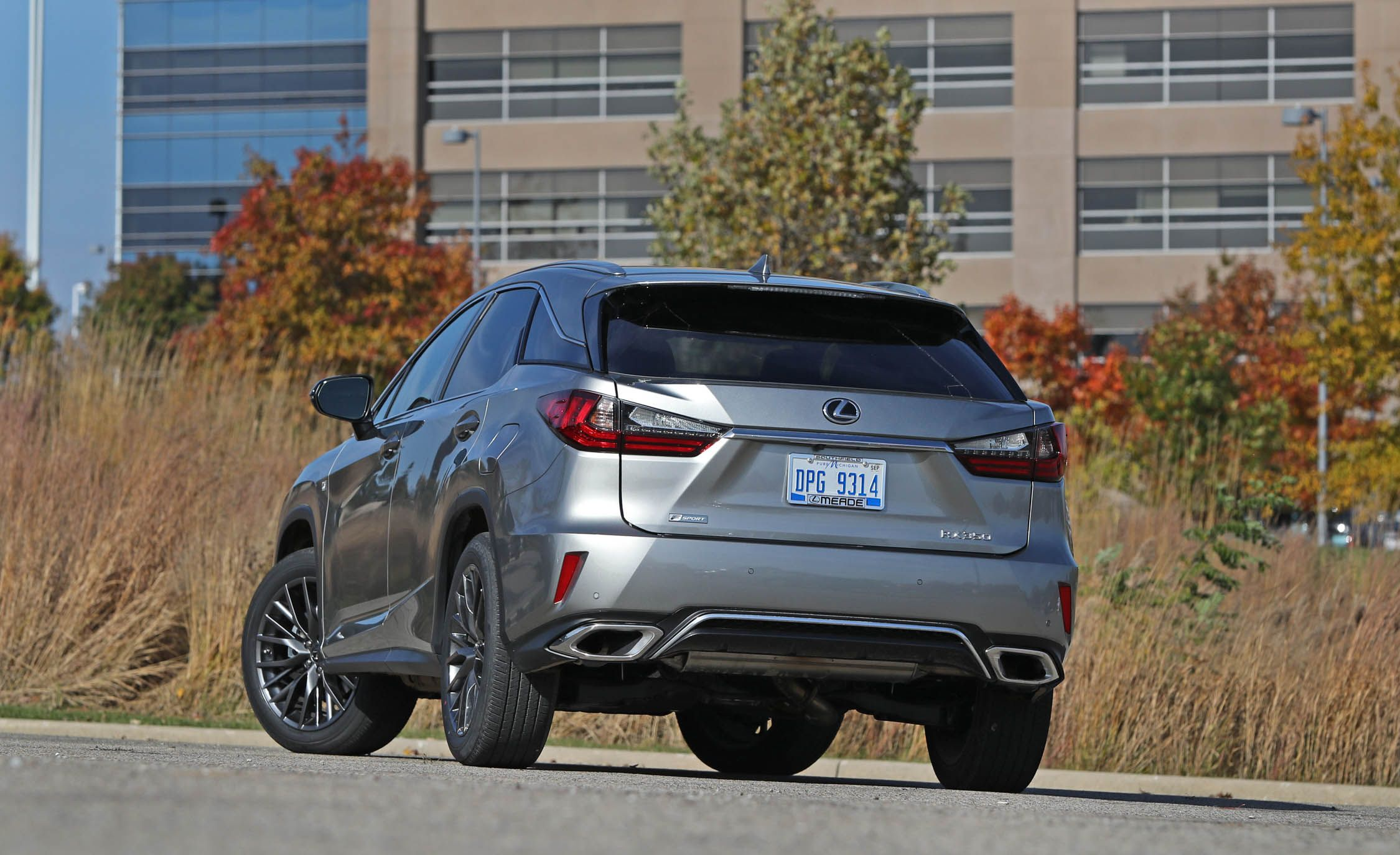 Lexus Rx Reviews Price Photos And Specs Car Driver 00 Rx300 Engine Diagram Free Image For User Manual