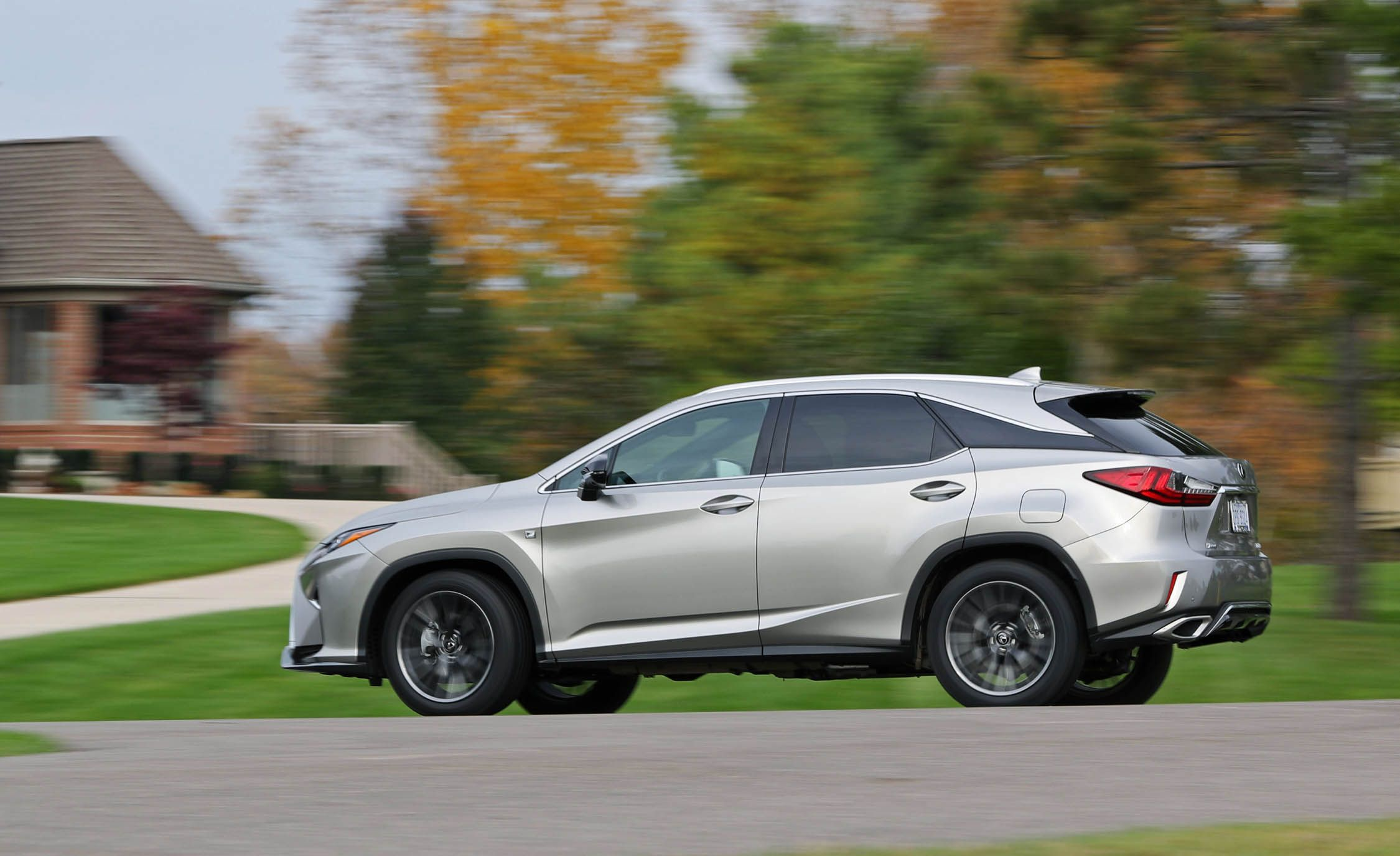 2017 Lexus Rx Fuel Economy Review Car And Driver