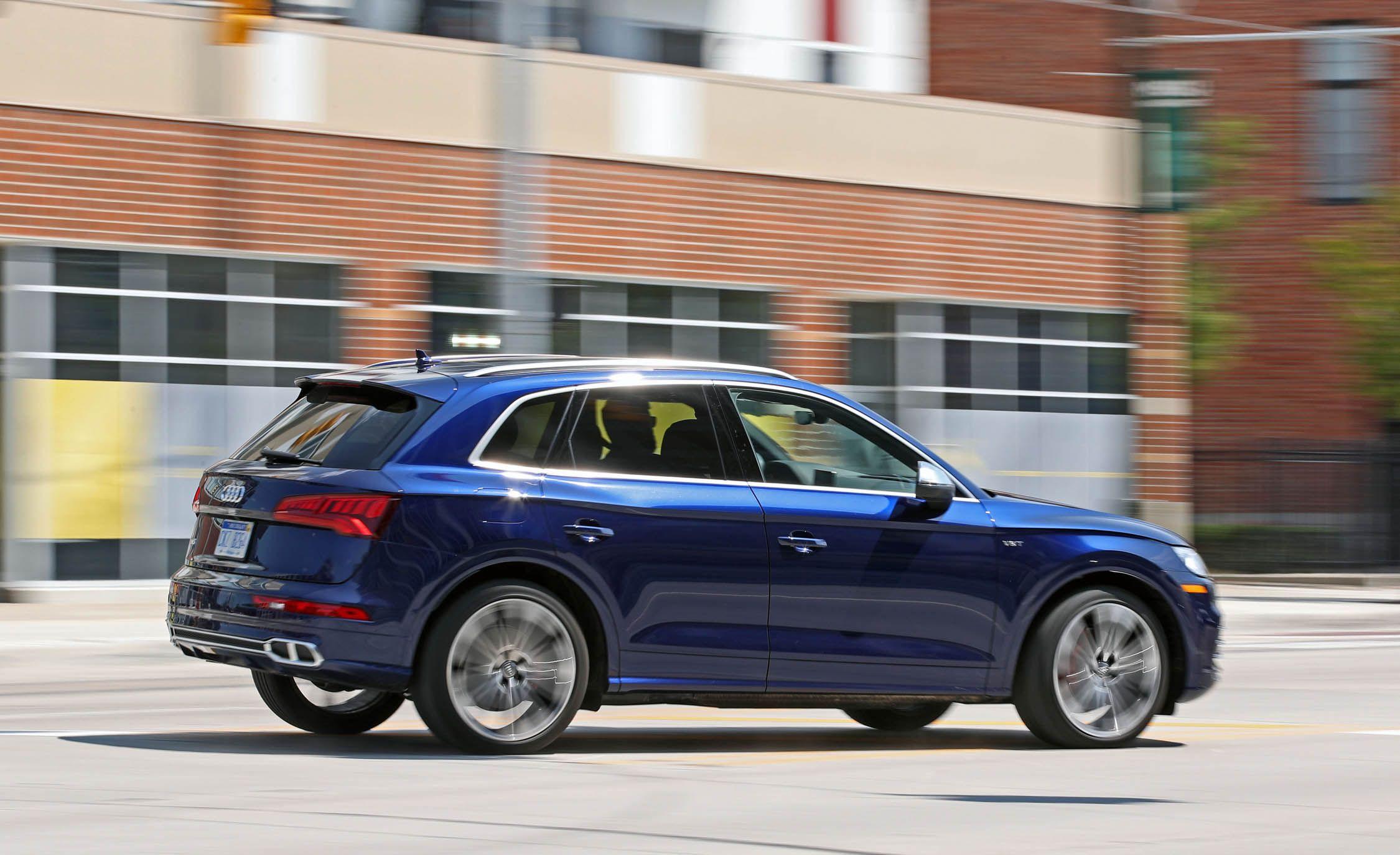 2018 Audi SQ5 Fuel Economy Review