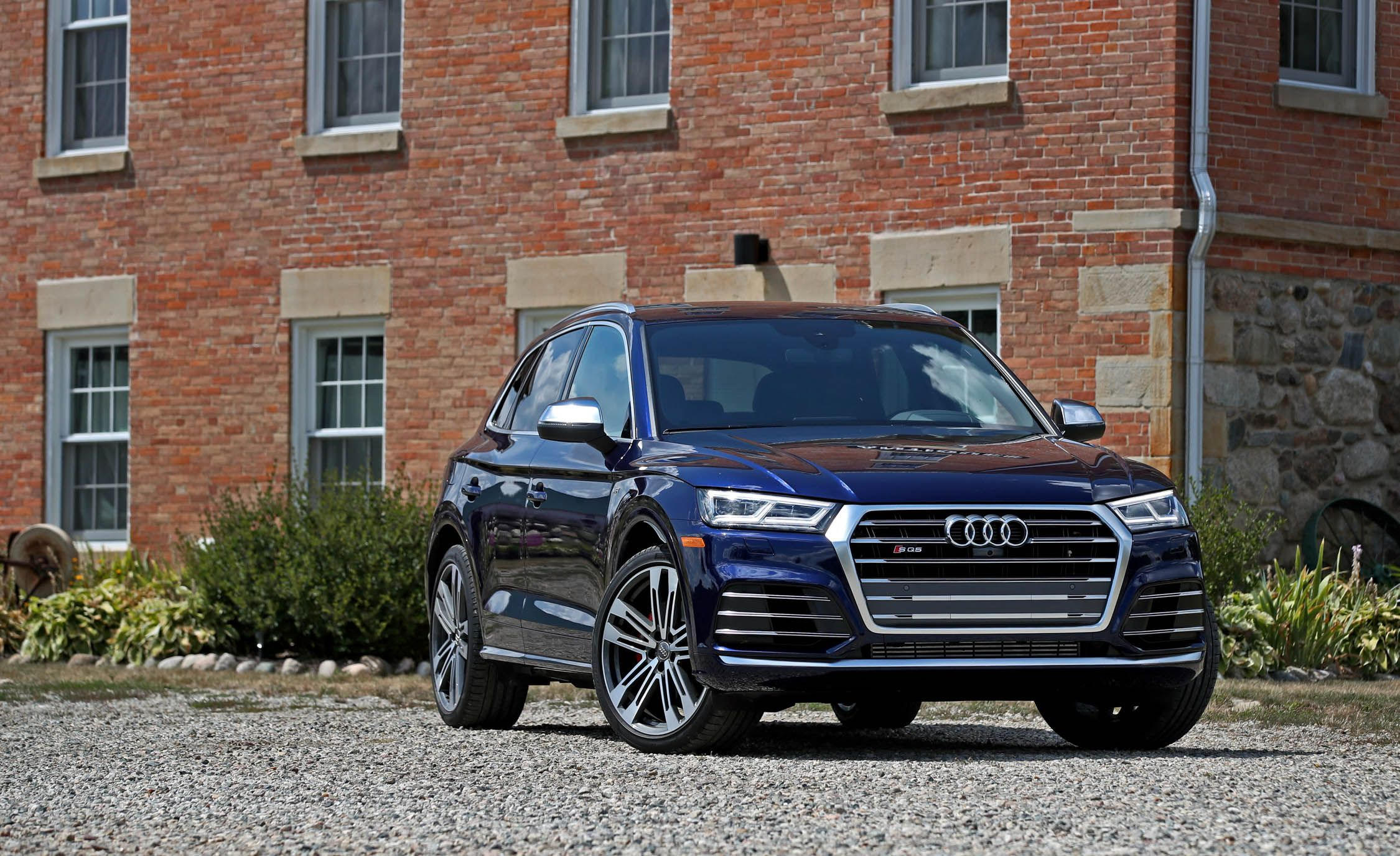 Audi SQ InDepth Model Review Car And Driver - Audi sq5