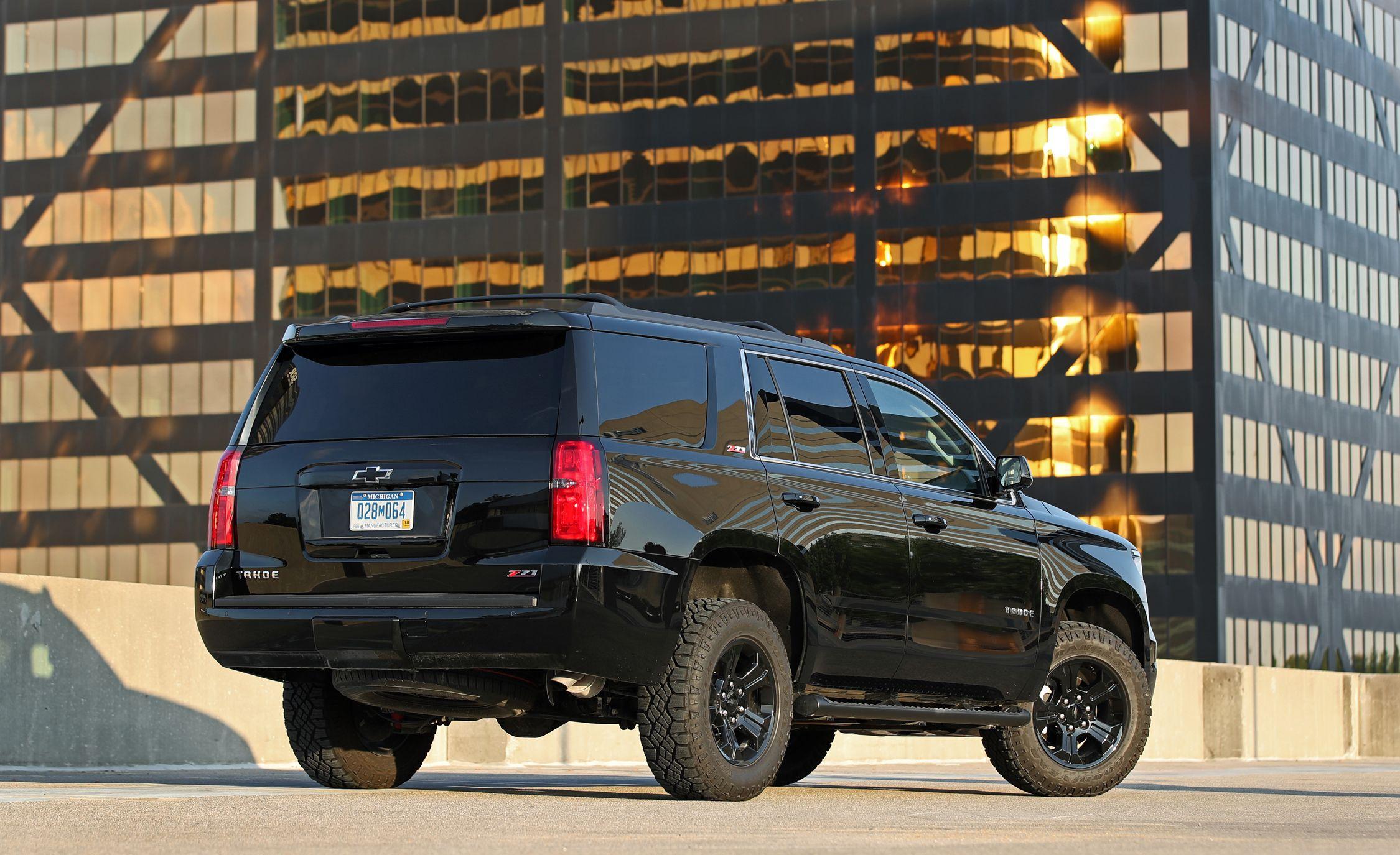 2017 Chevrolet Suburban Cargo Volume | Best new cars for 2018